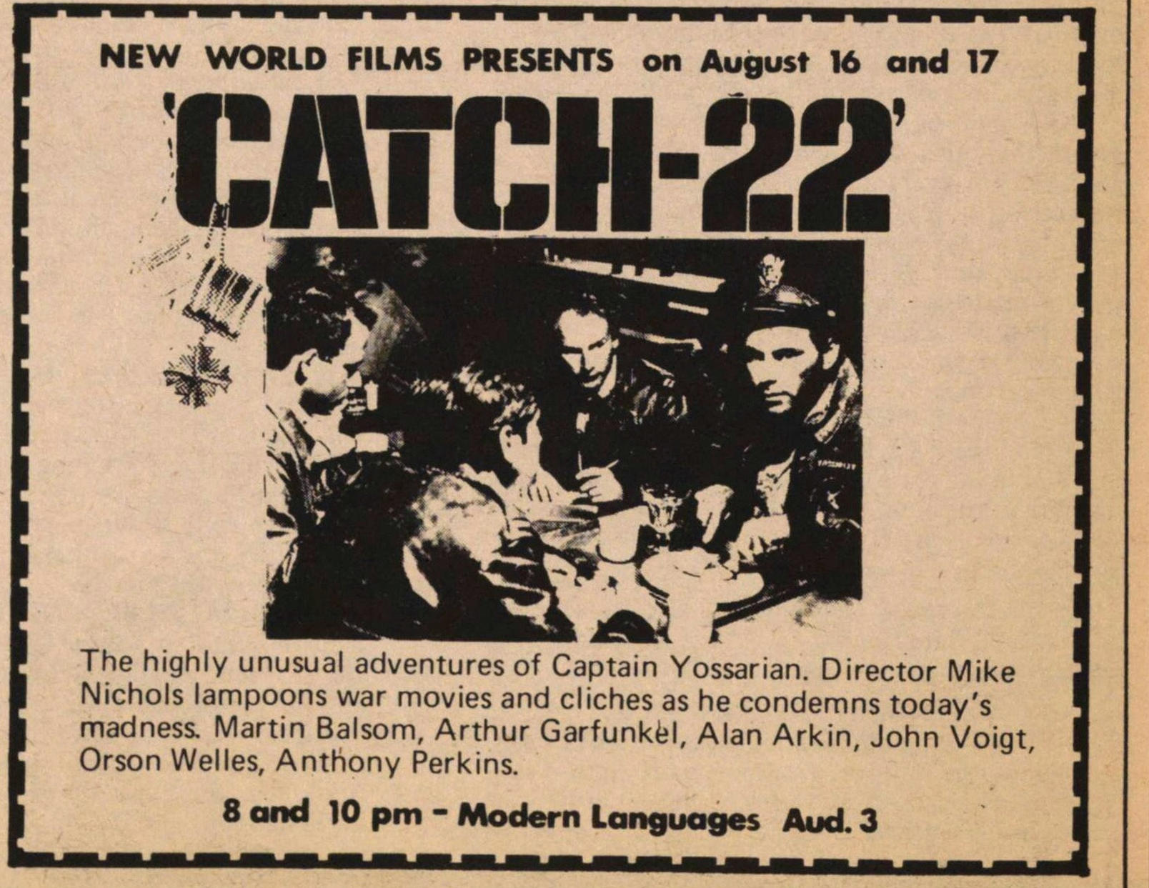 Catch-22' image