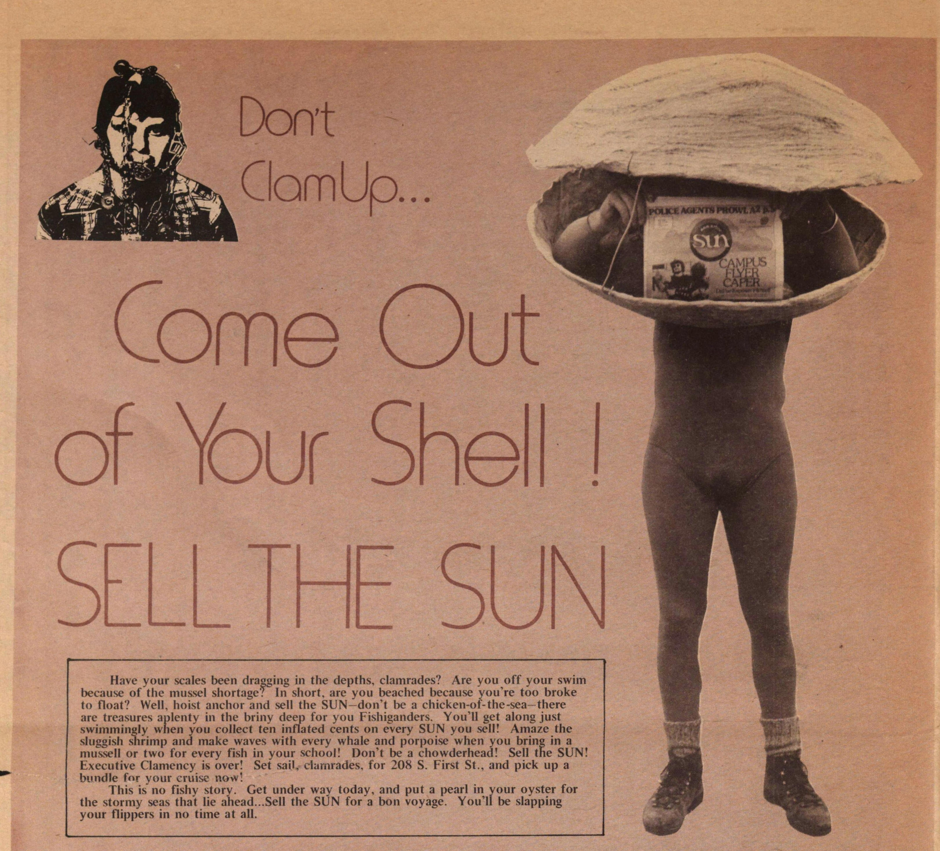 Sell The Sun image