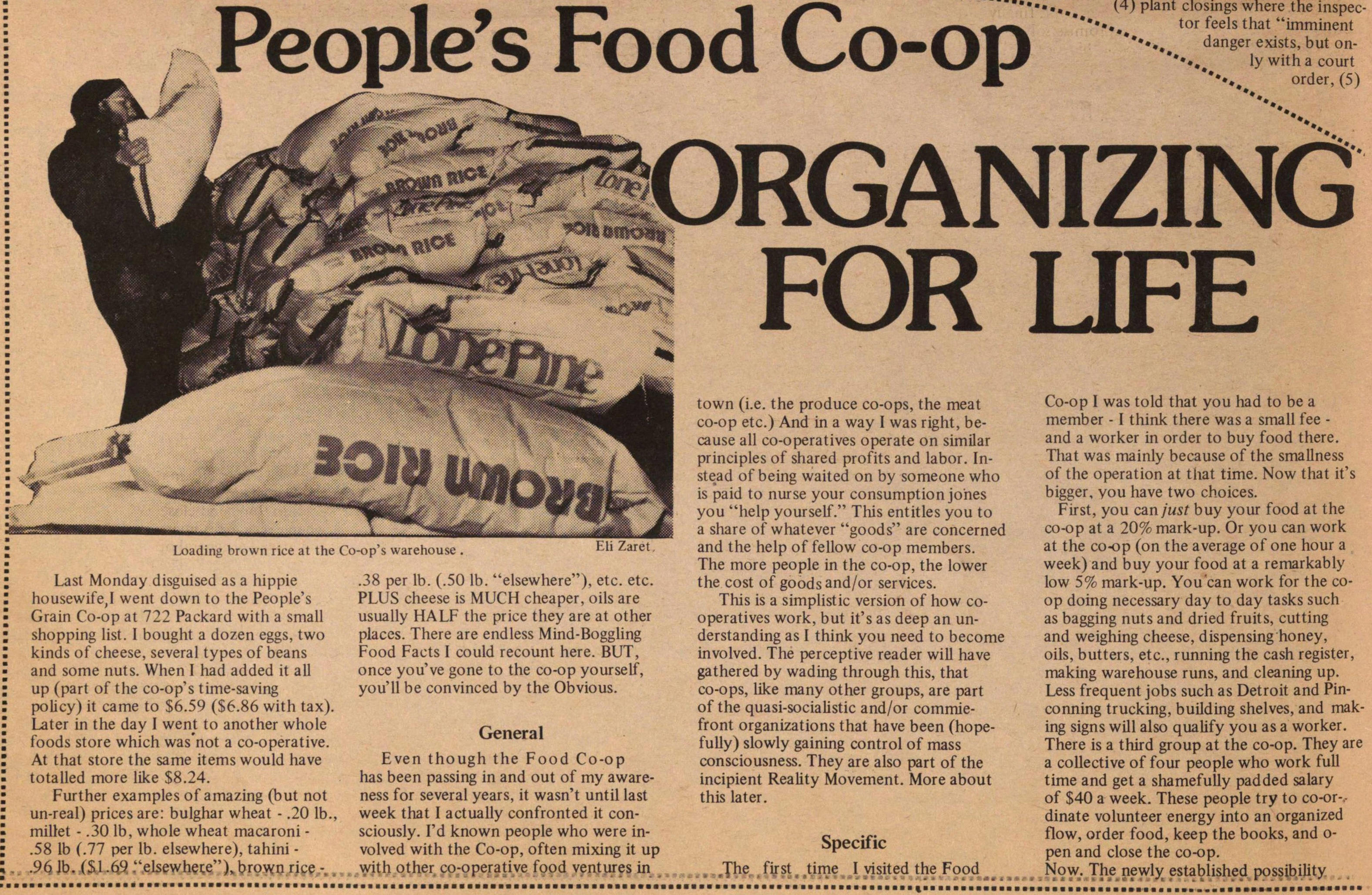 People's Food Co-op image