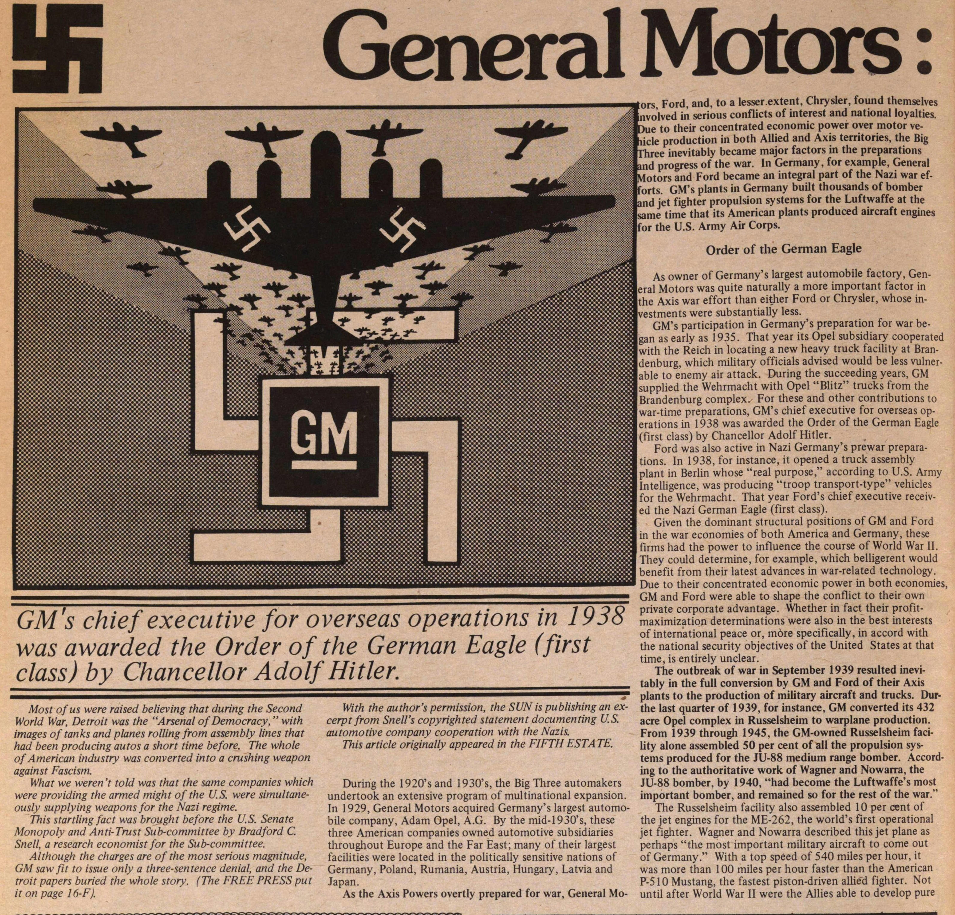 General Motors: Mark of Excellence image