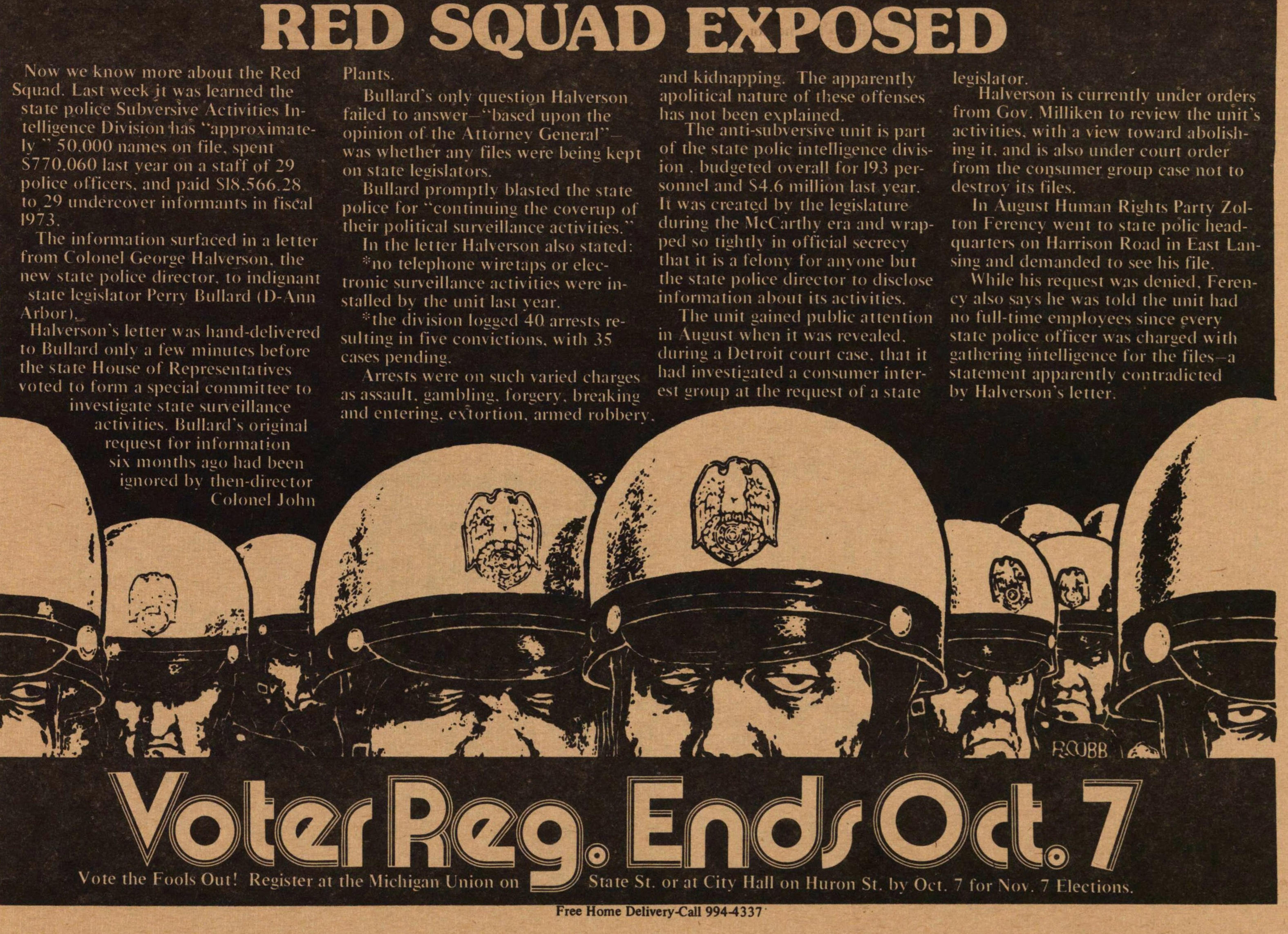 Red Squad Exposed image