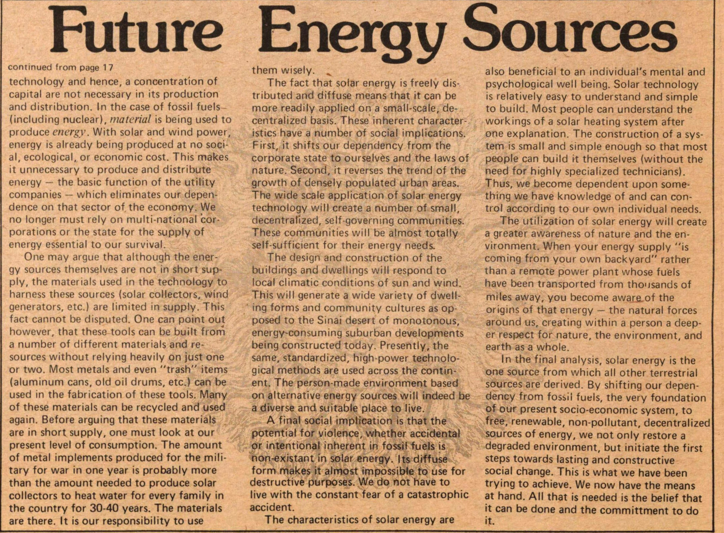 Sun Vs Nuclear Power Future Energy Sources Reshape American Dream image