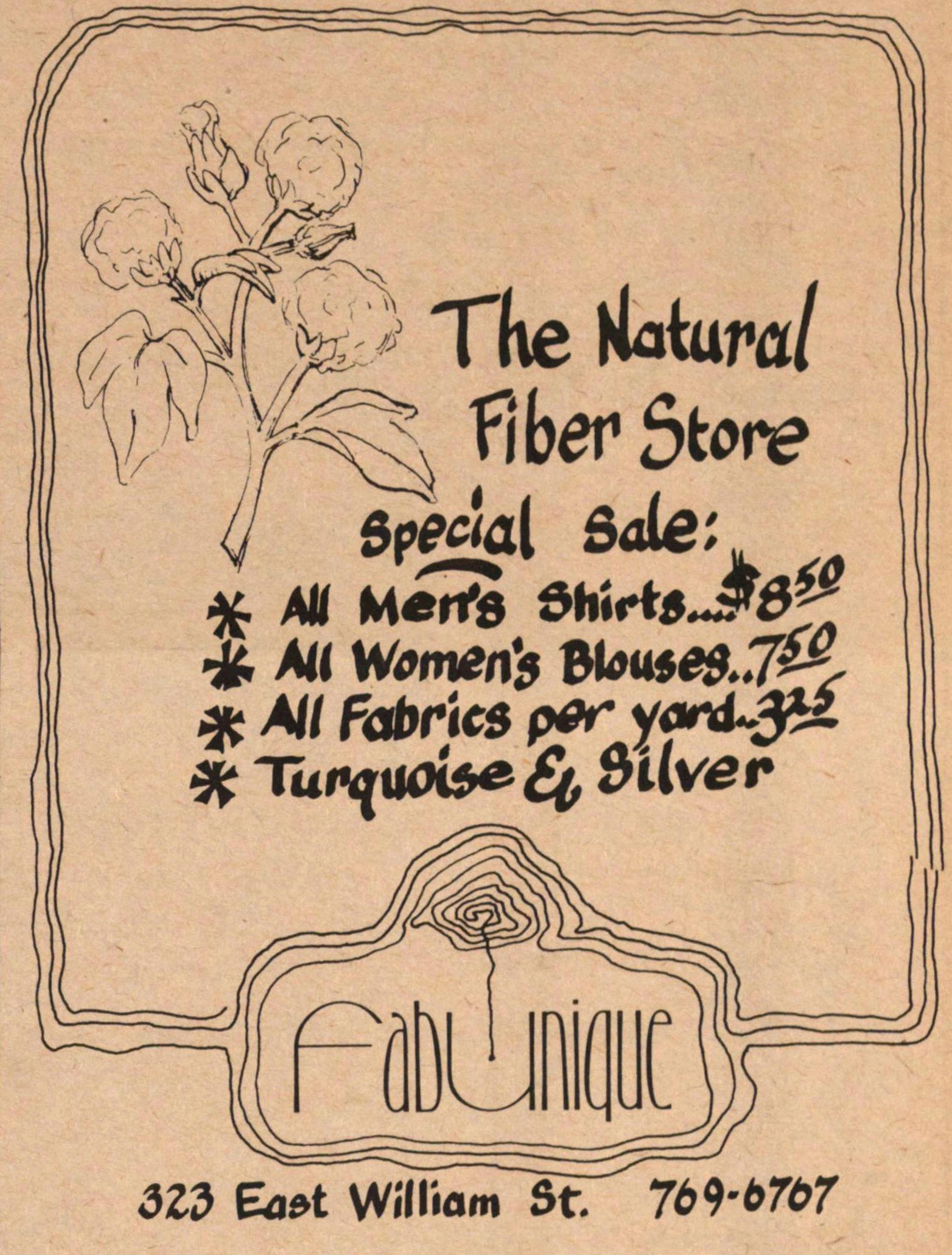 The Natural Fiber Store image