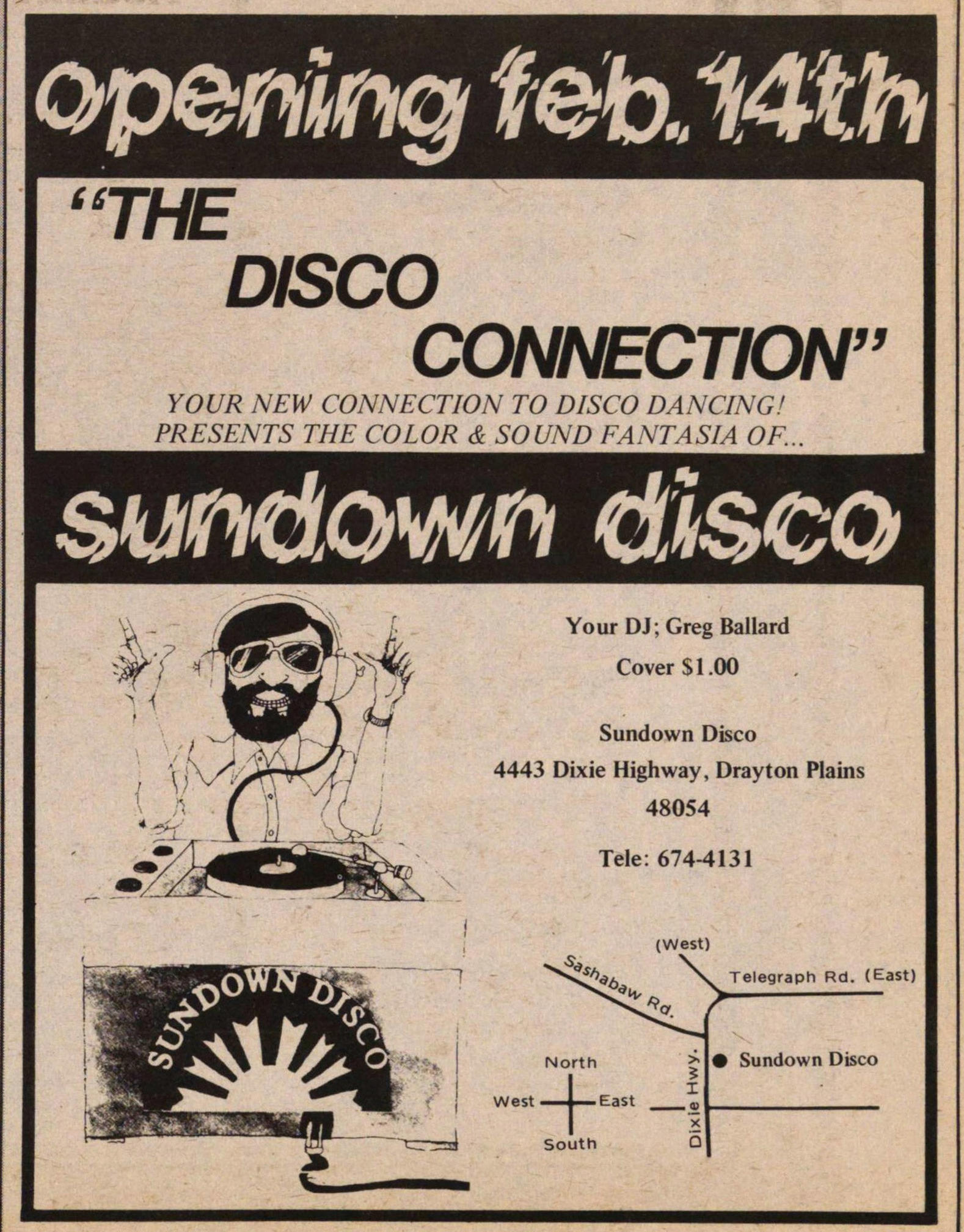 Sundown Disco image
