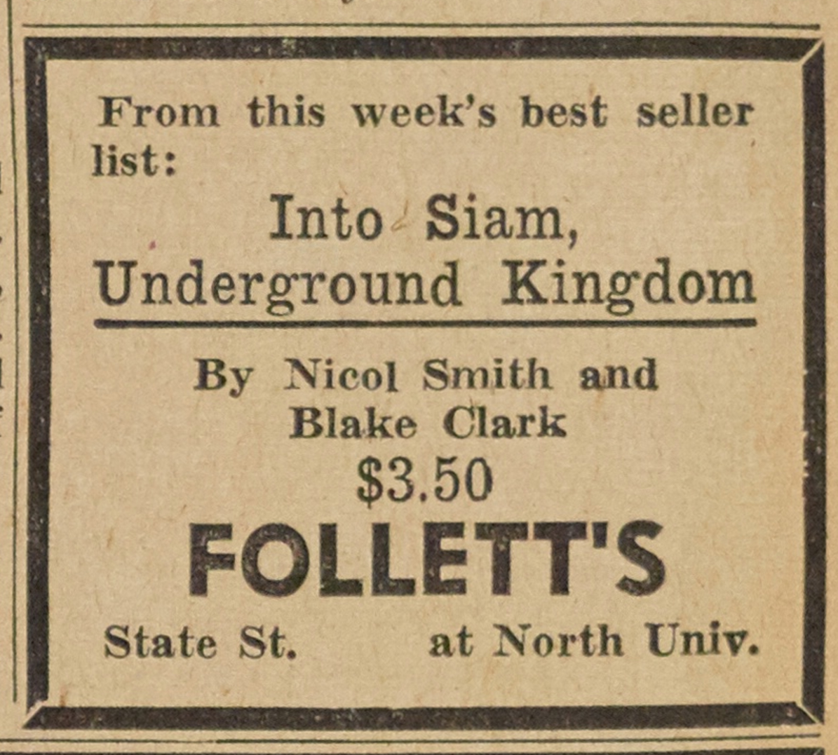 Follett's Book Store image