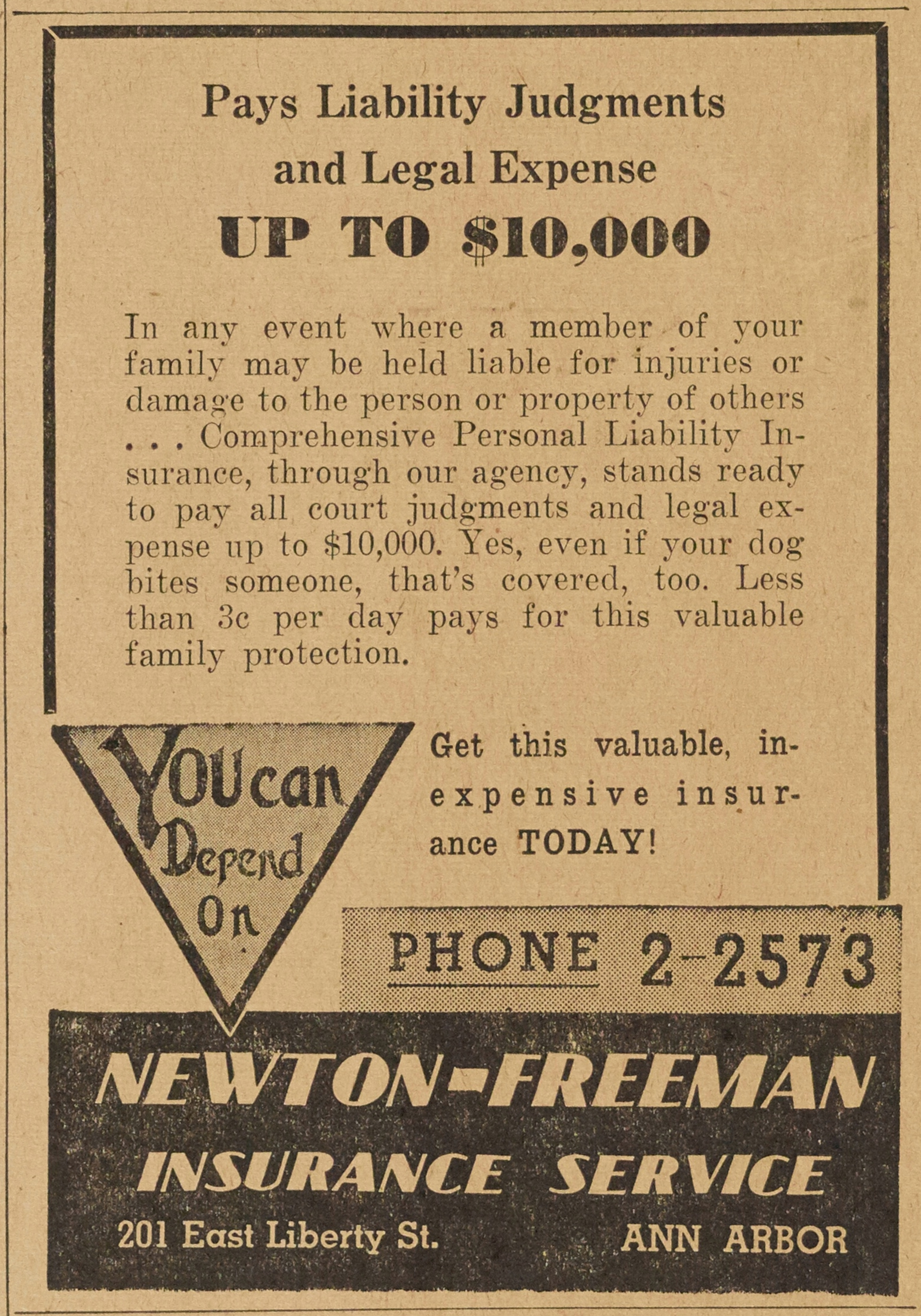 Newton-Freeman Insurance Service image