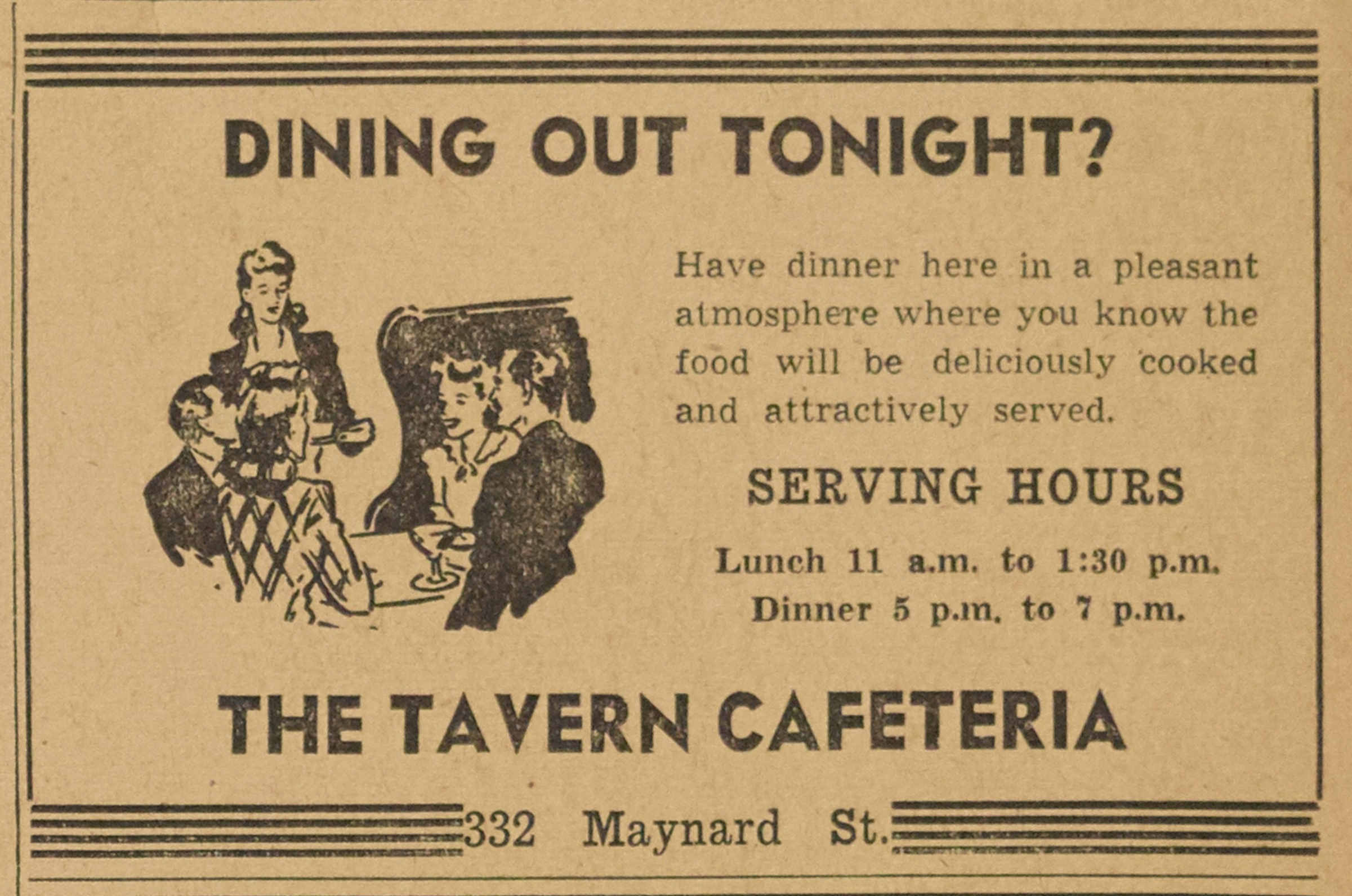The Tavern Cafeteria image