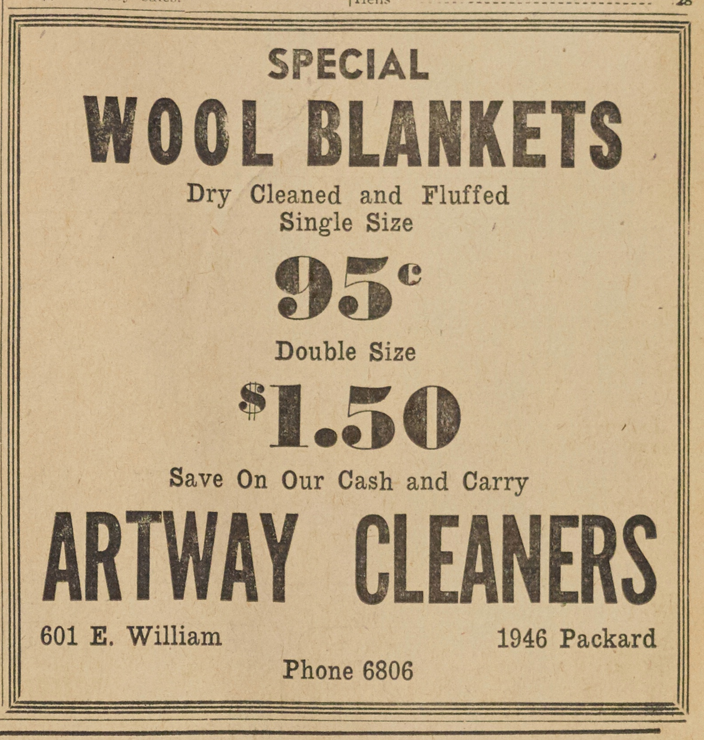 Artway Cleaners image
