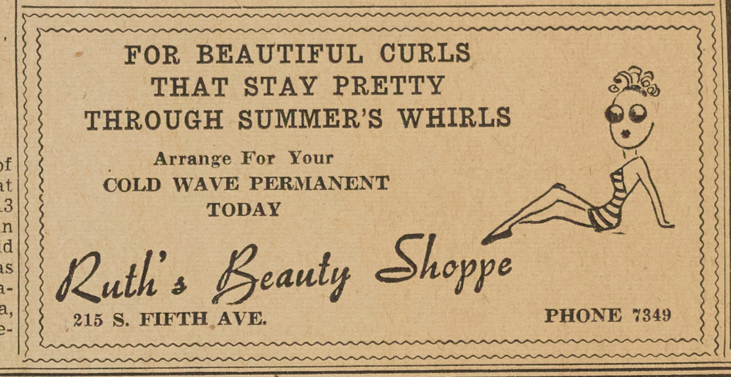 Ruth's Beauty Shoppe image