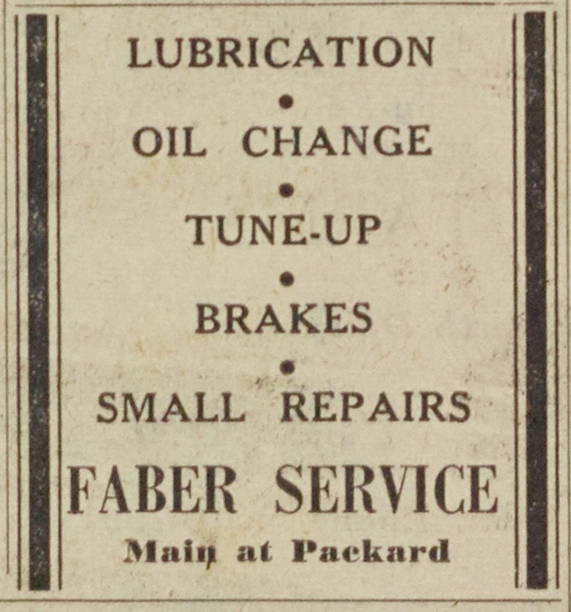 Faber Service image