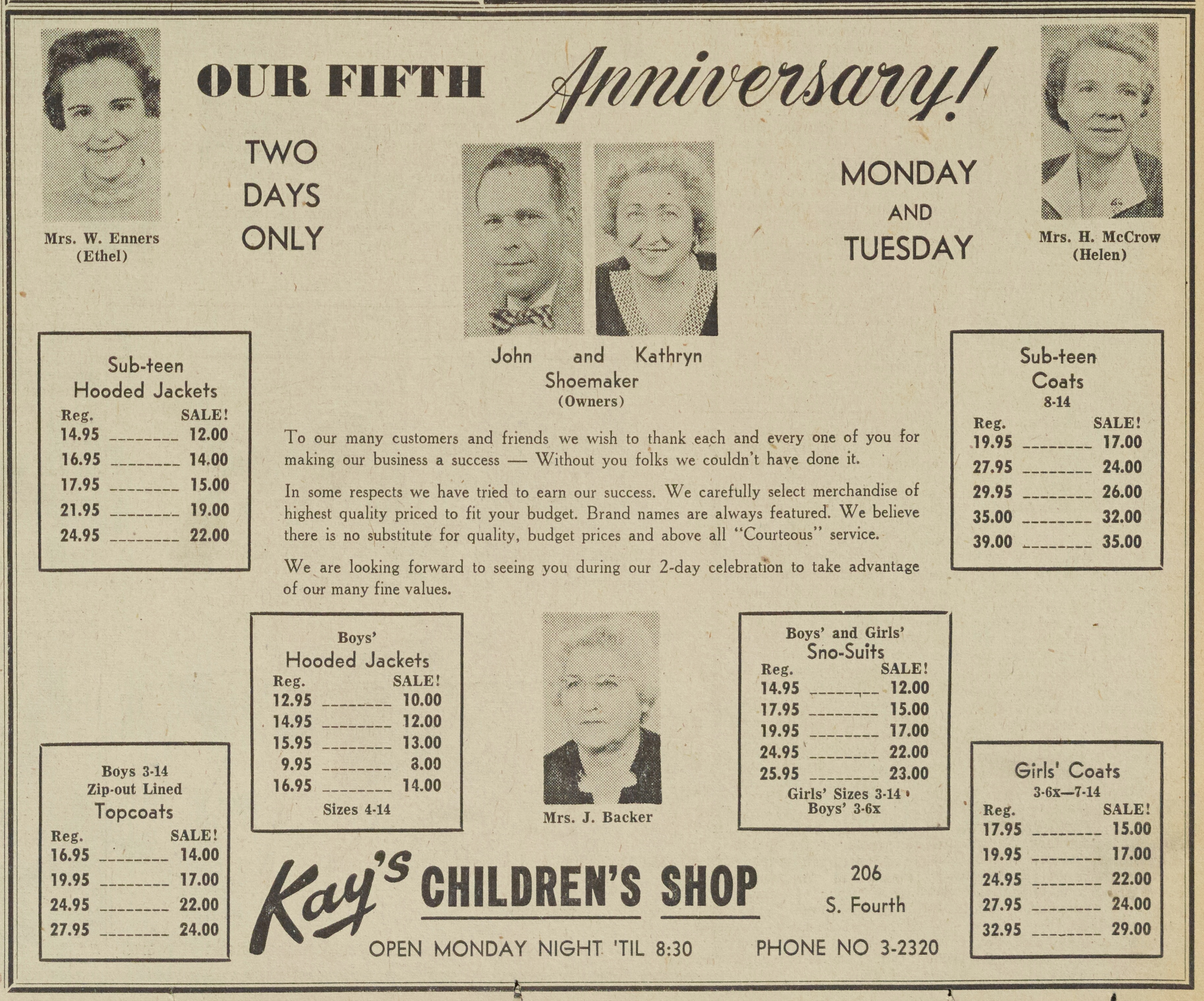 Kay's Children's Shop image