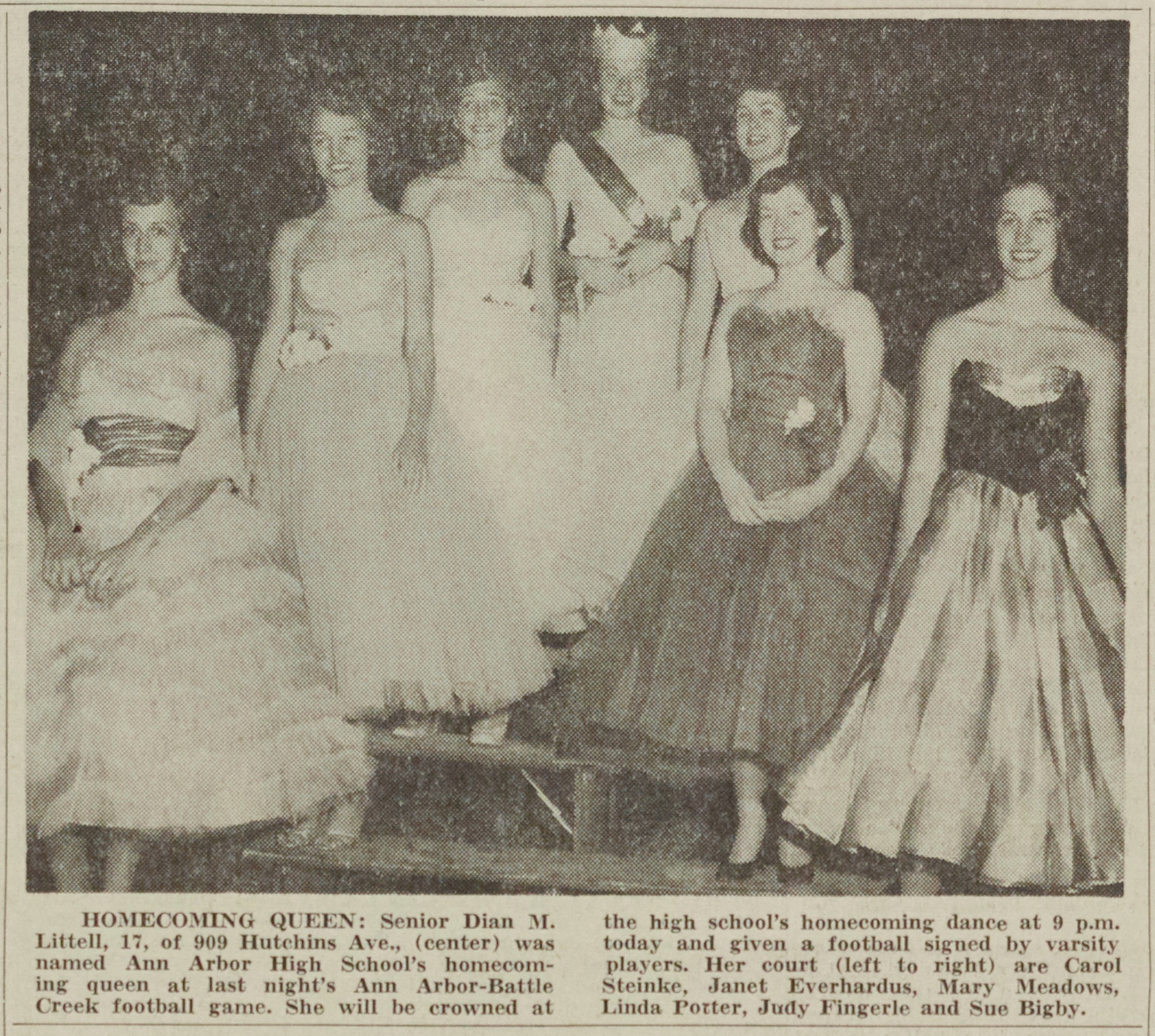 Homecoming Queen image