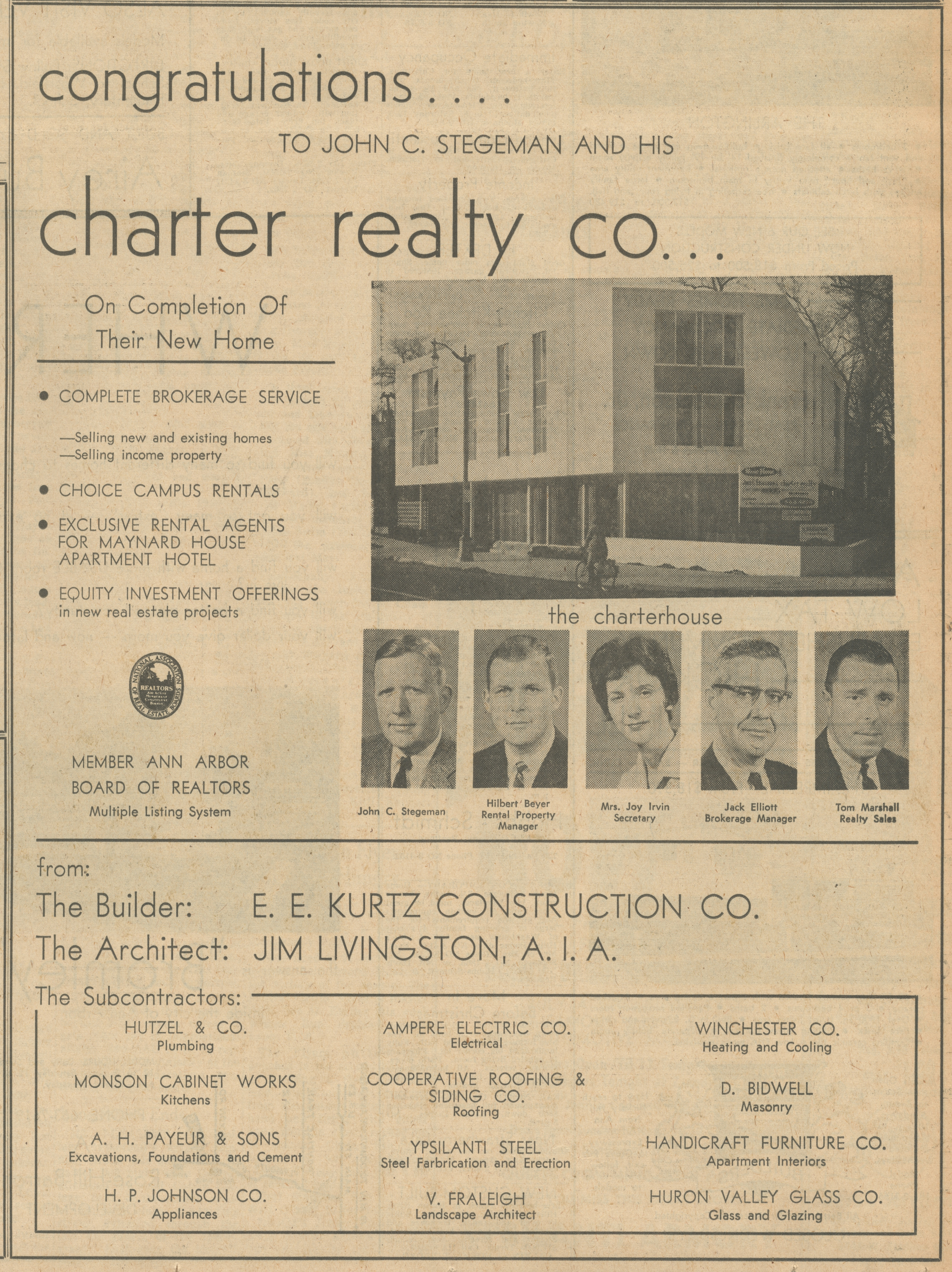 Charter Realty Company image
