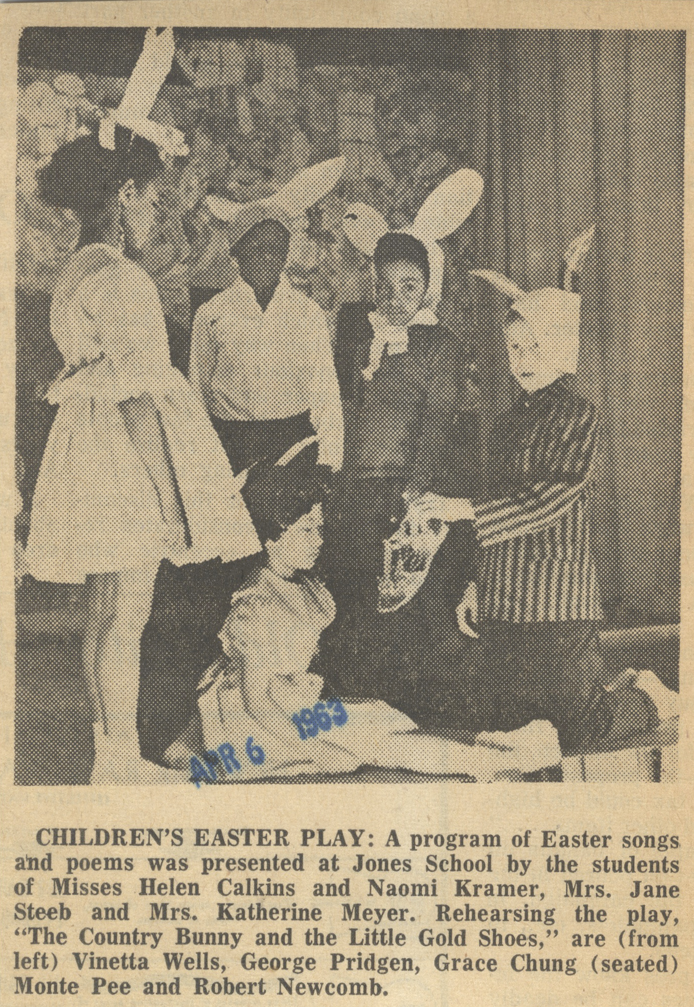 Children's Easter Play | Ann Arbor District Library