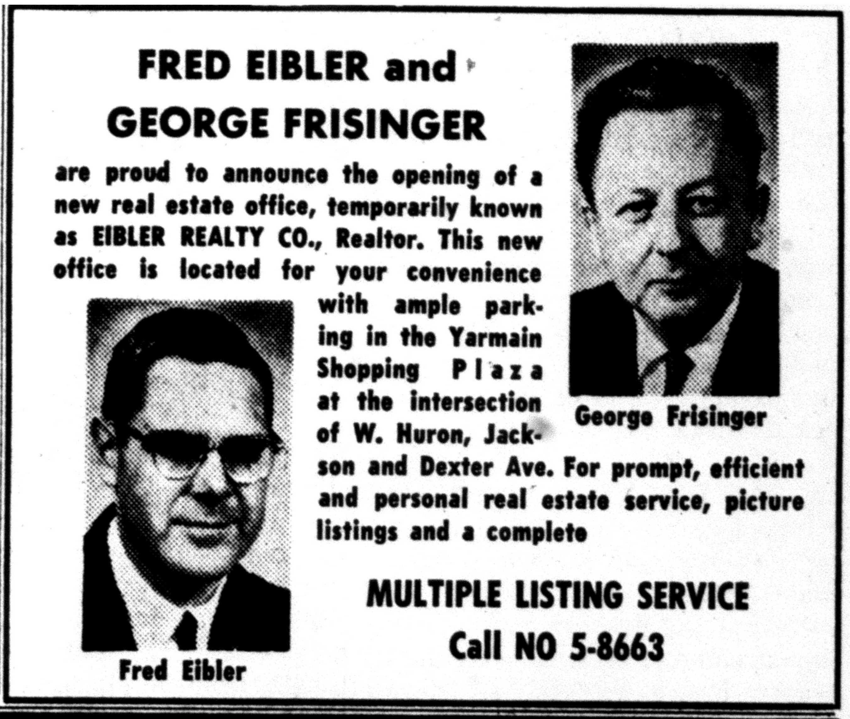 Eibler Realty Co. image
