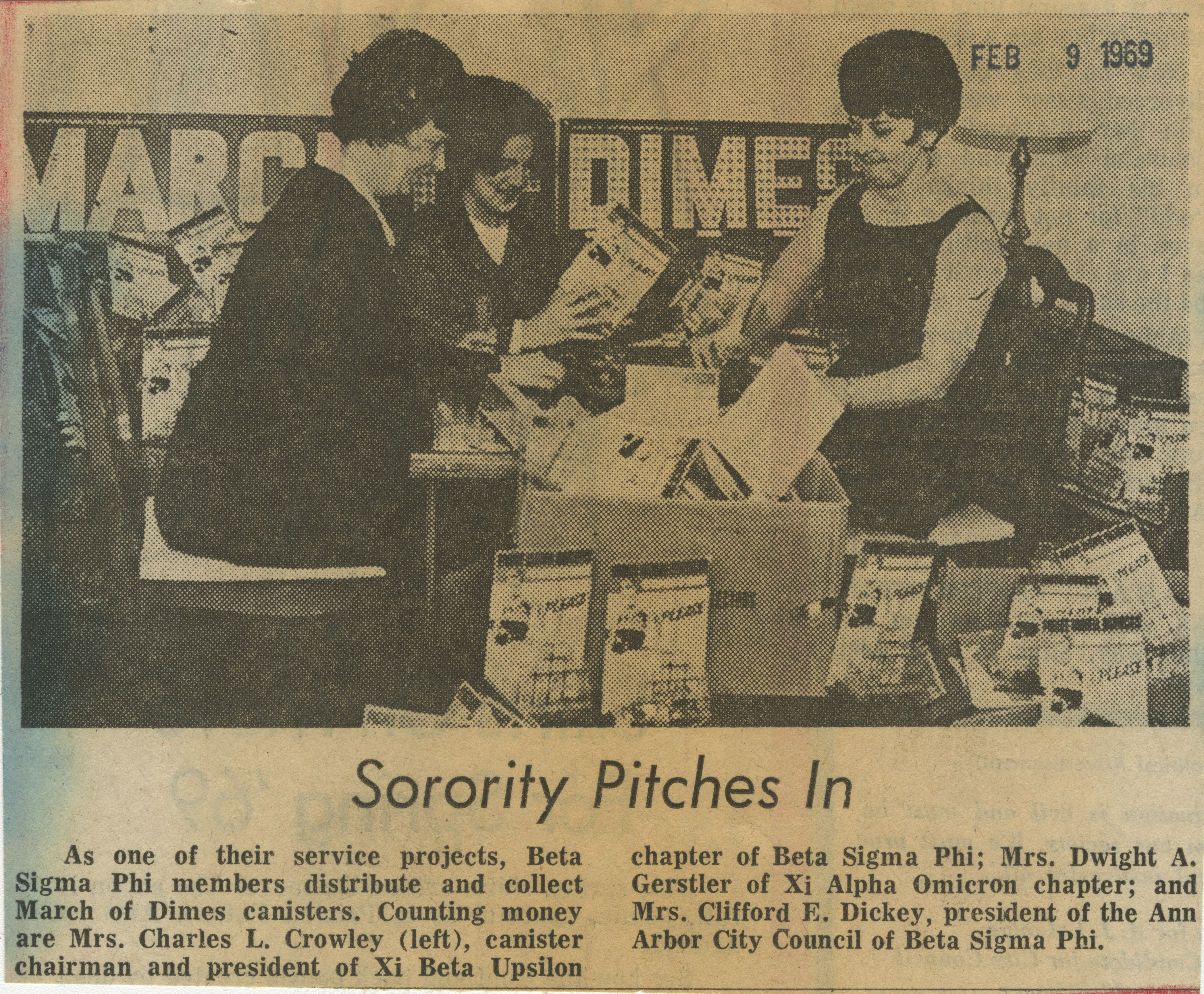 Sorority Pitches In image