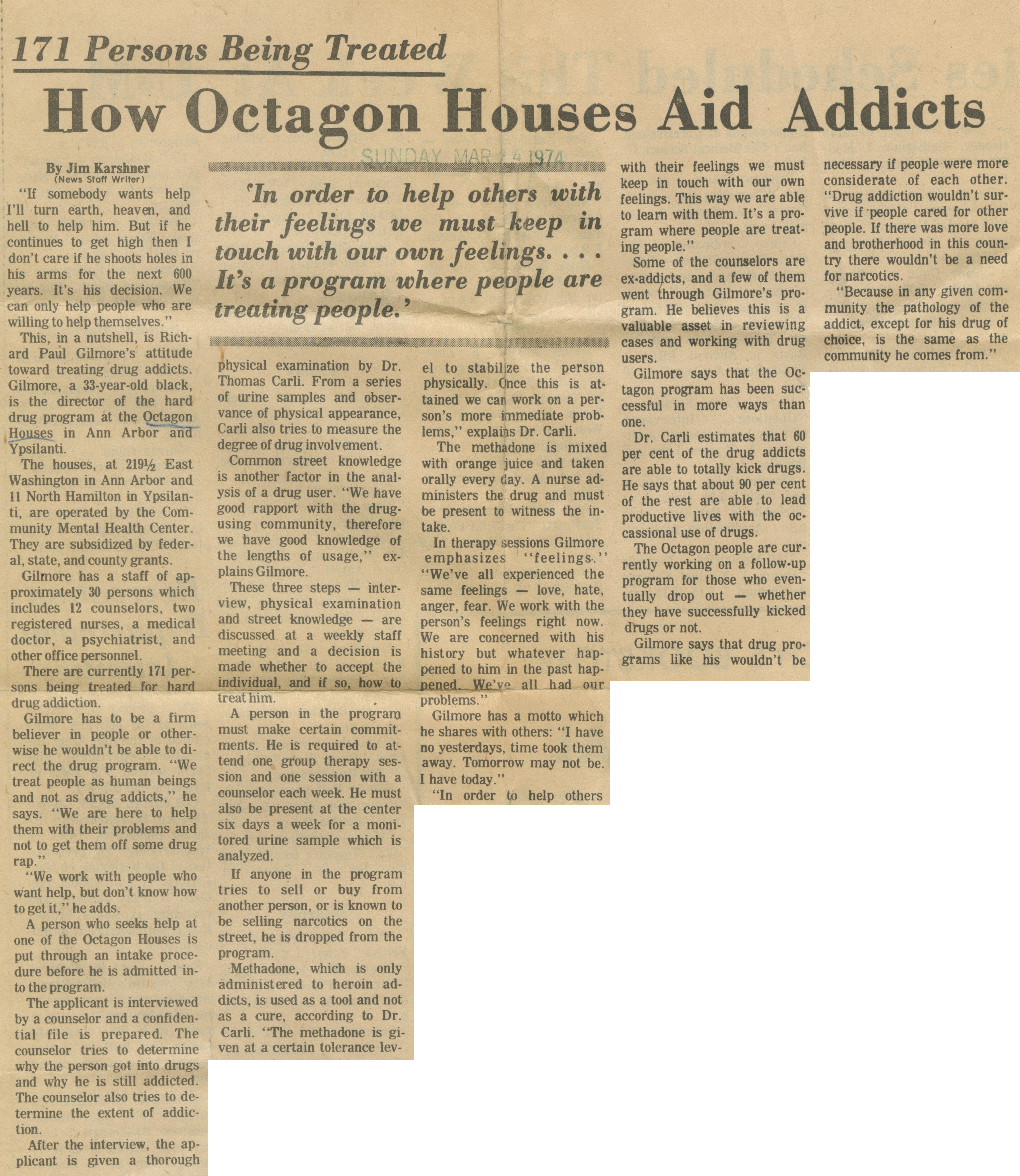 How Octagon Houses Aid Addicts image