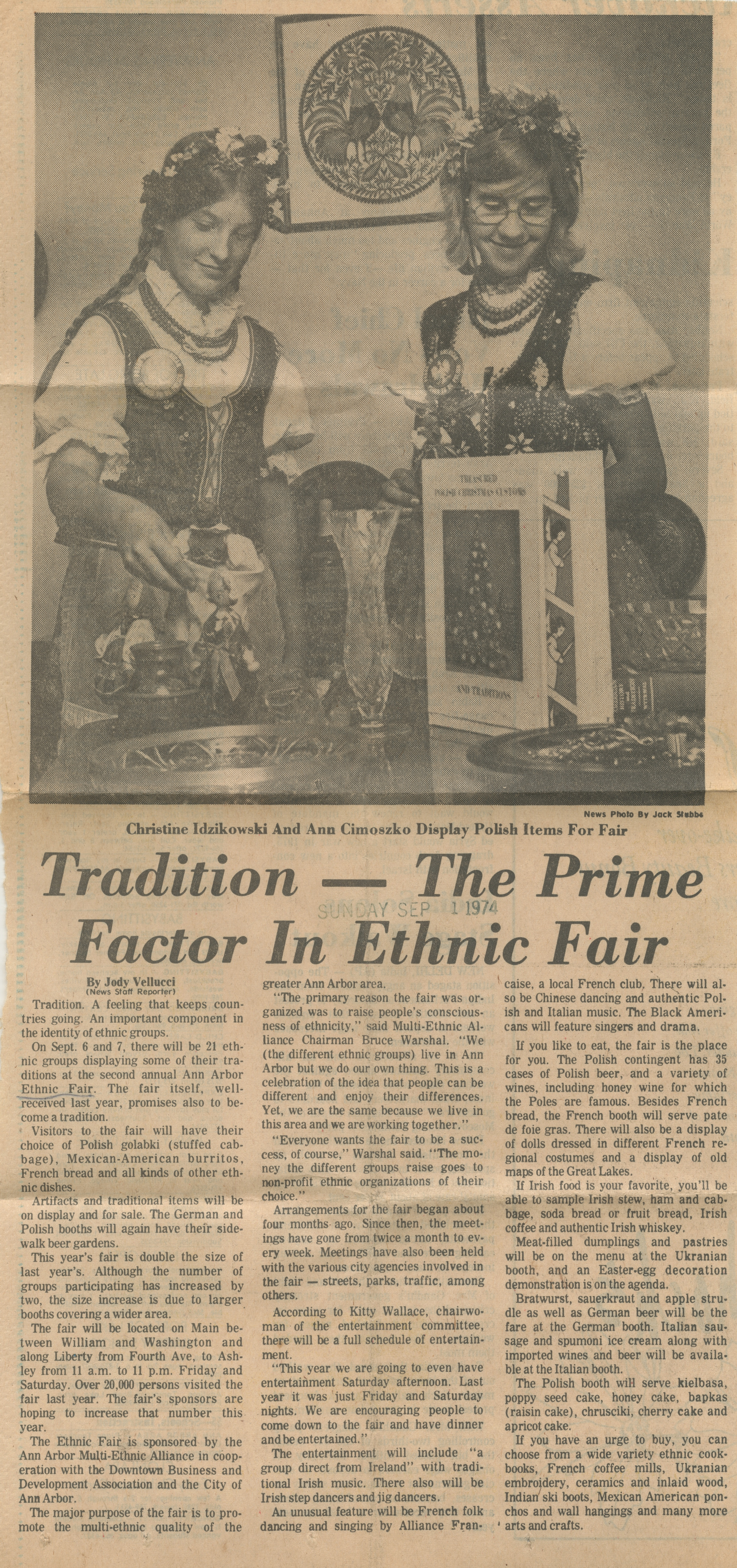 Tradition - The Prime Factor in Ethnic Fair image
