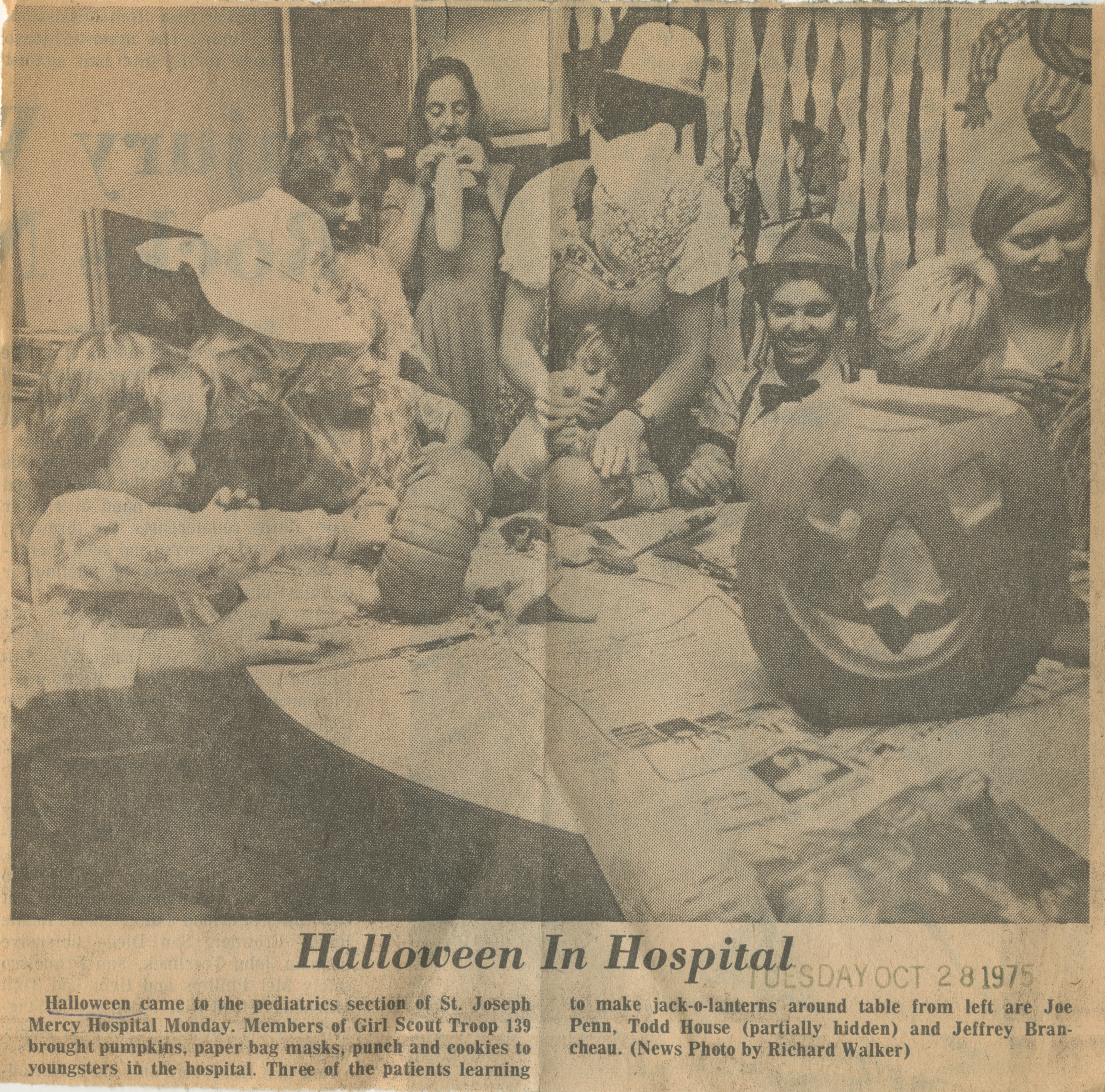 Halloween In Hospital image