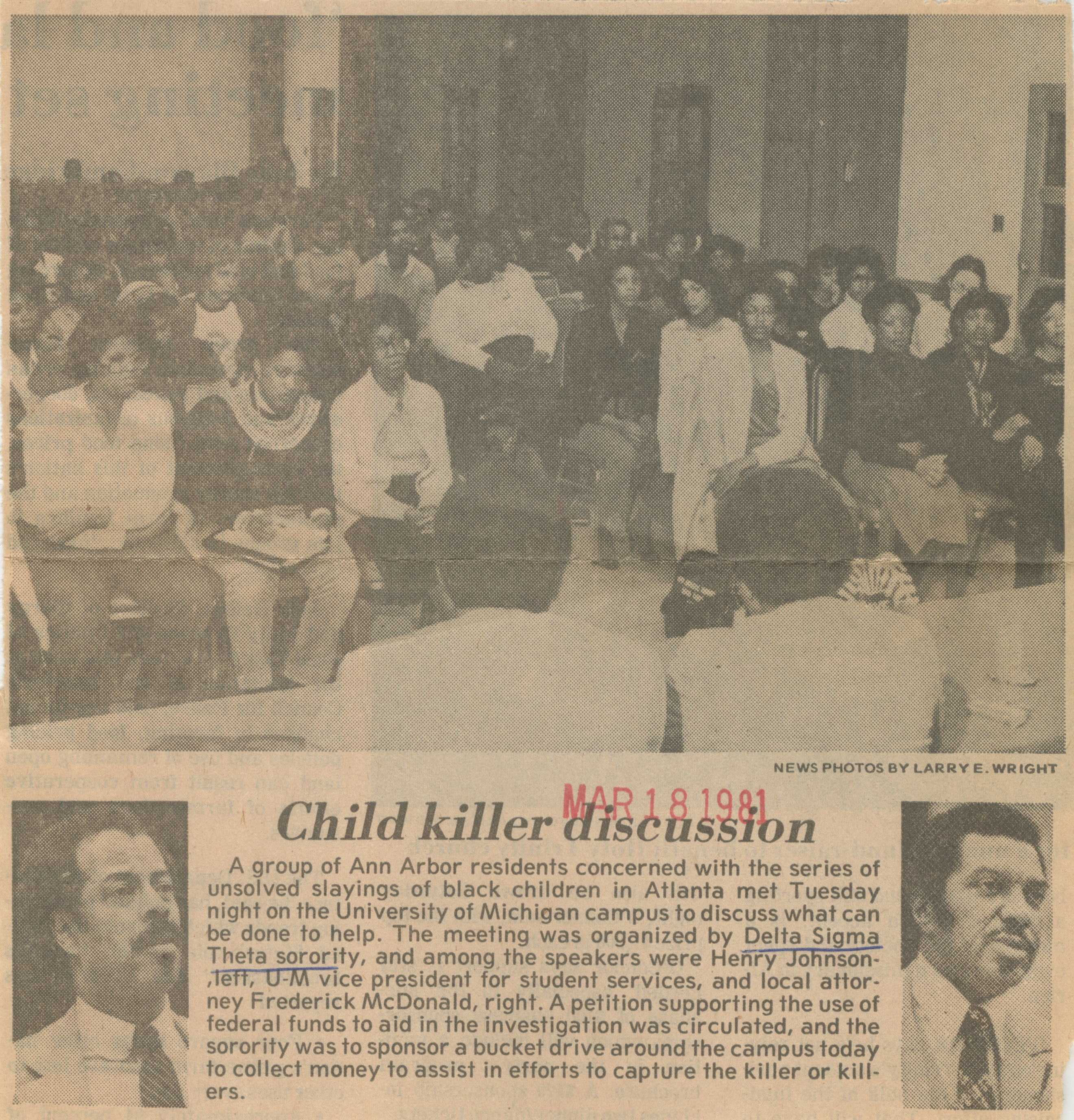 Child Killer Discussion image