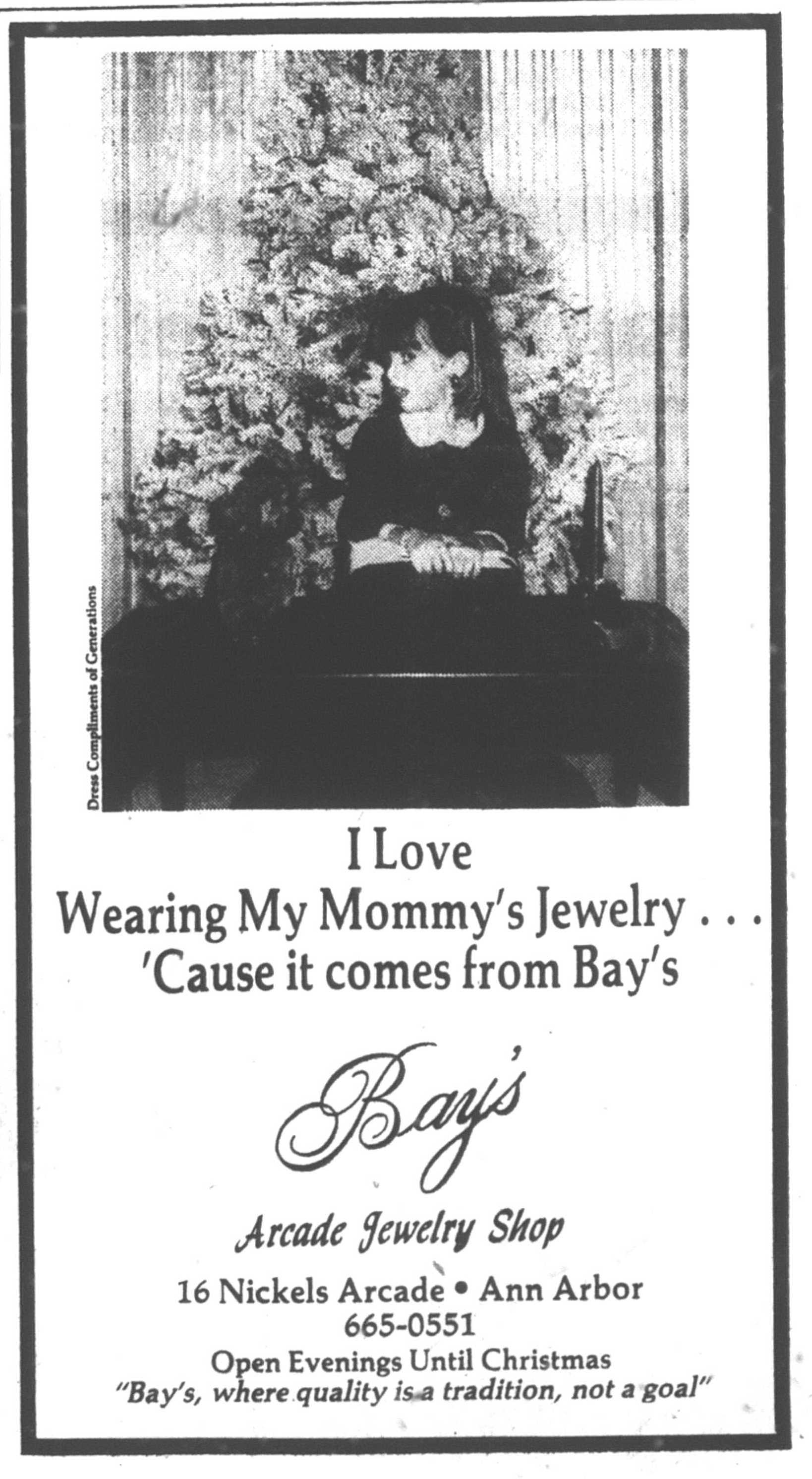 Bay's Arcade Jewelry Shop image