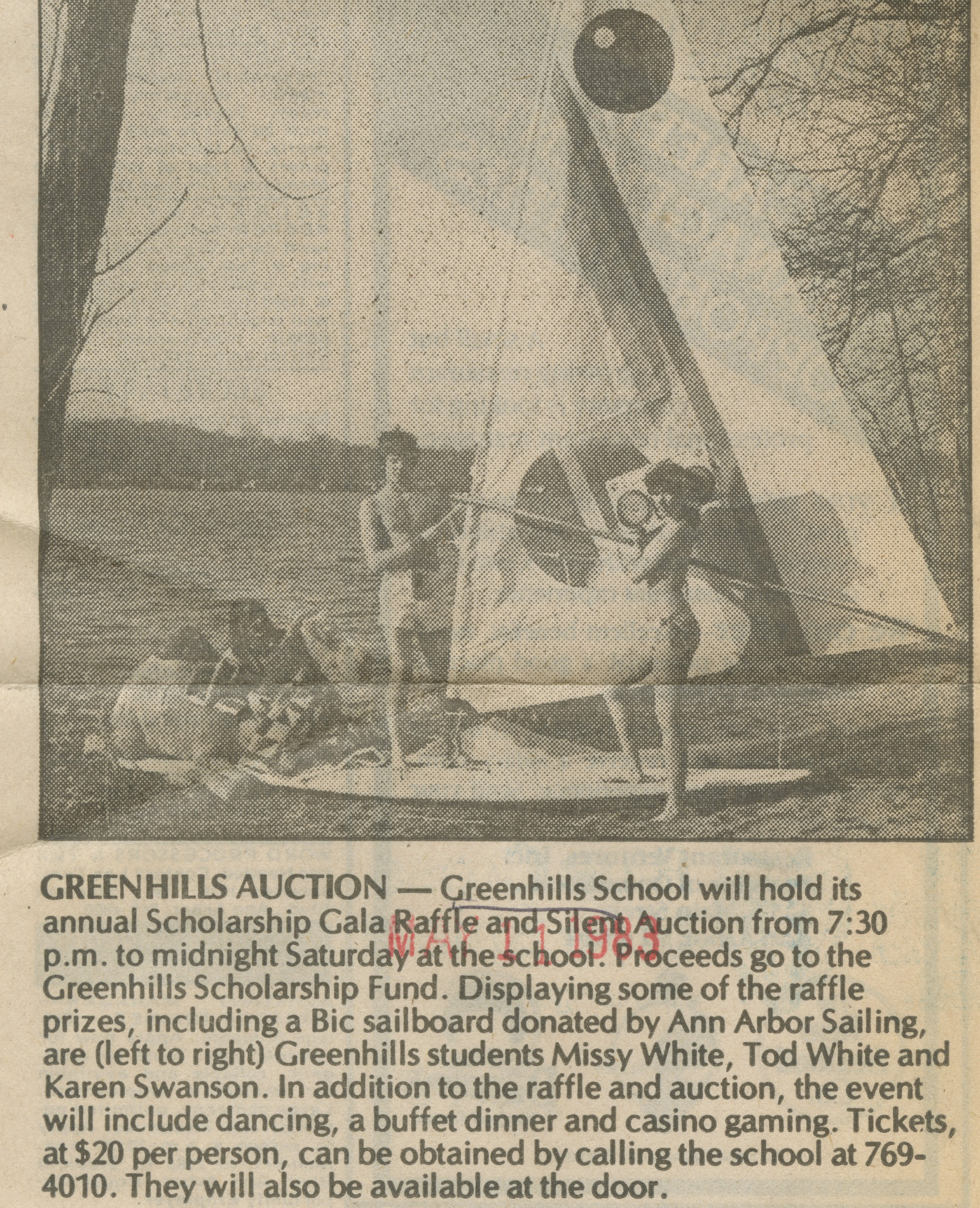 Greenhills Auction image