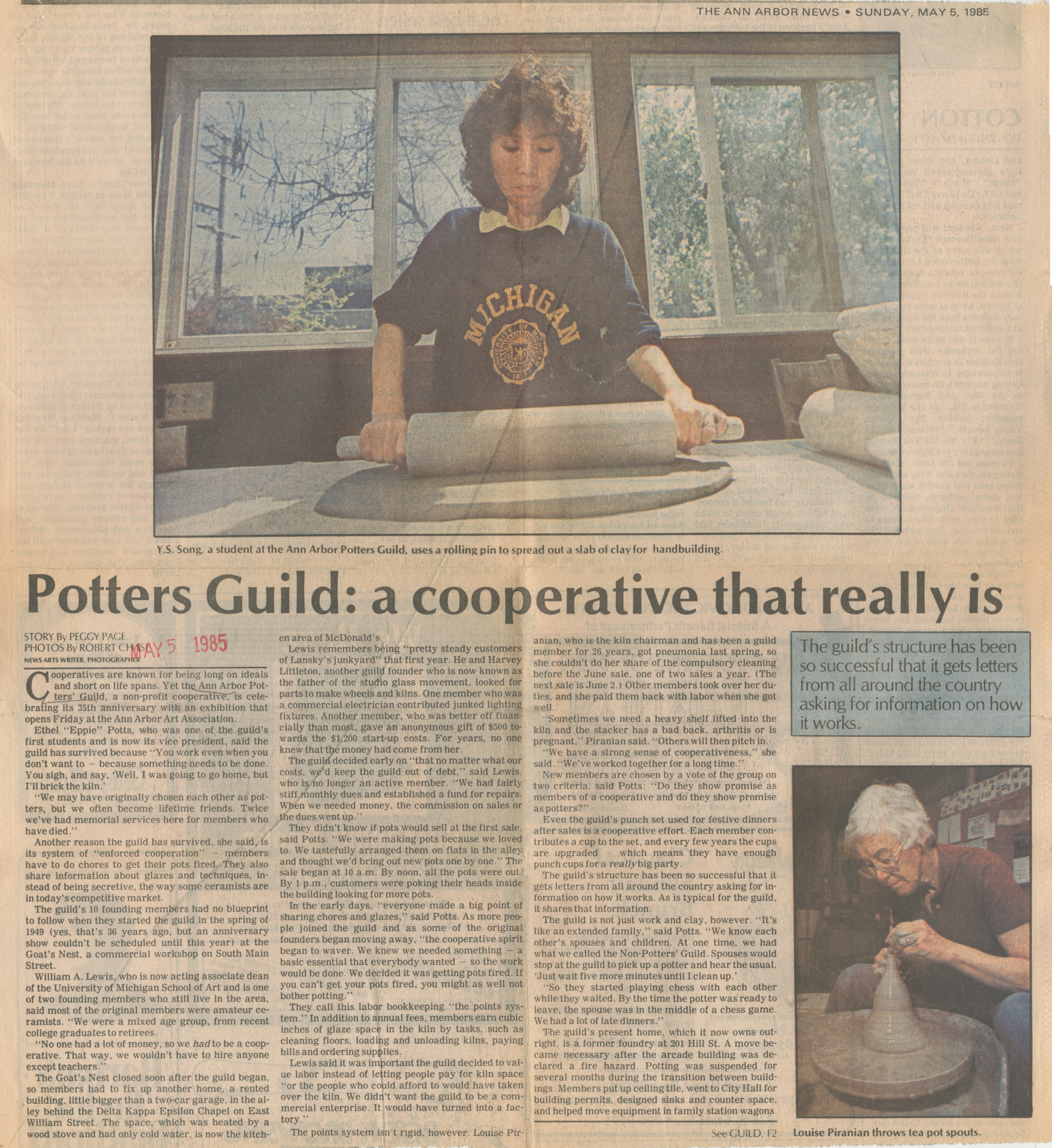 Potters Guild: a cooperative that really is image