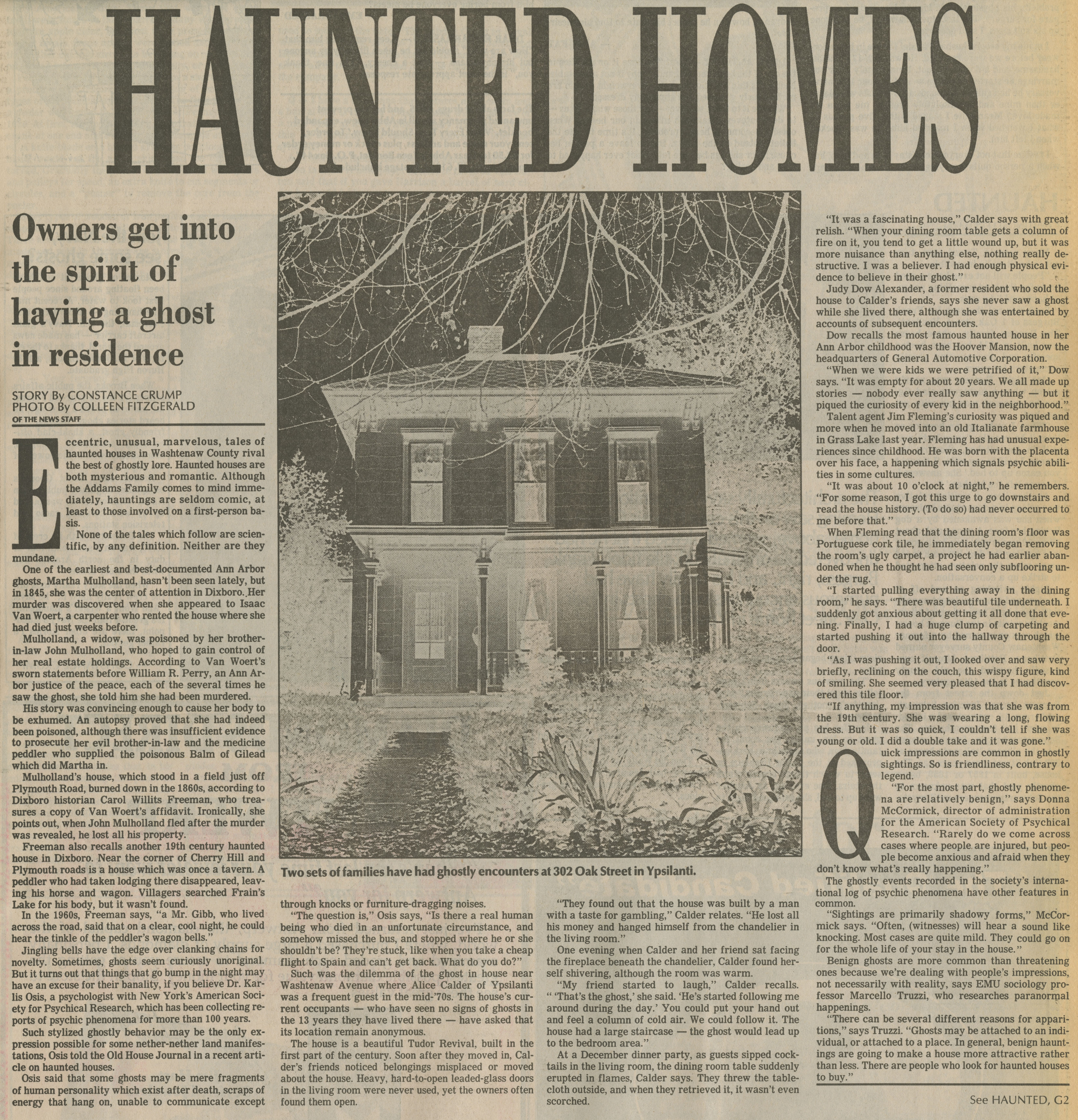 Haunted Homes image