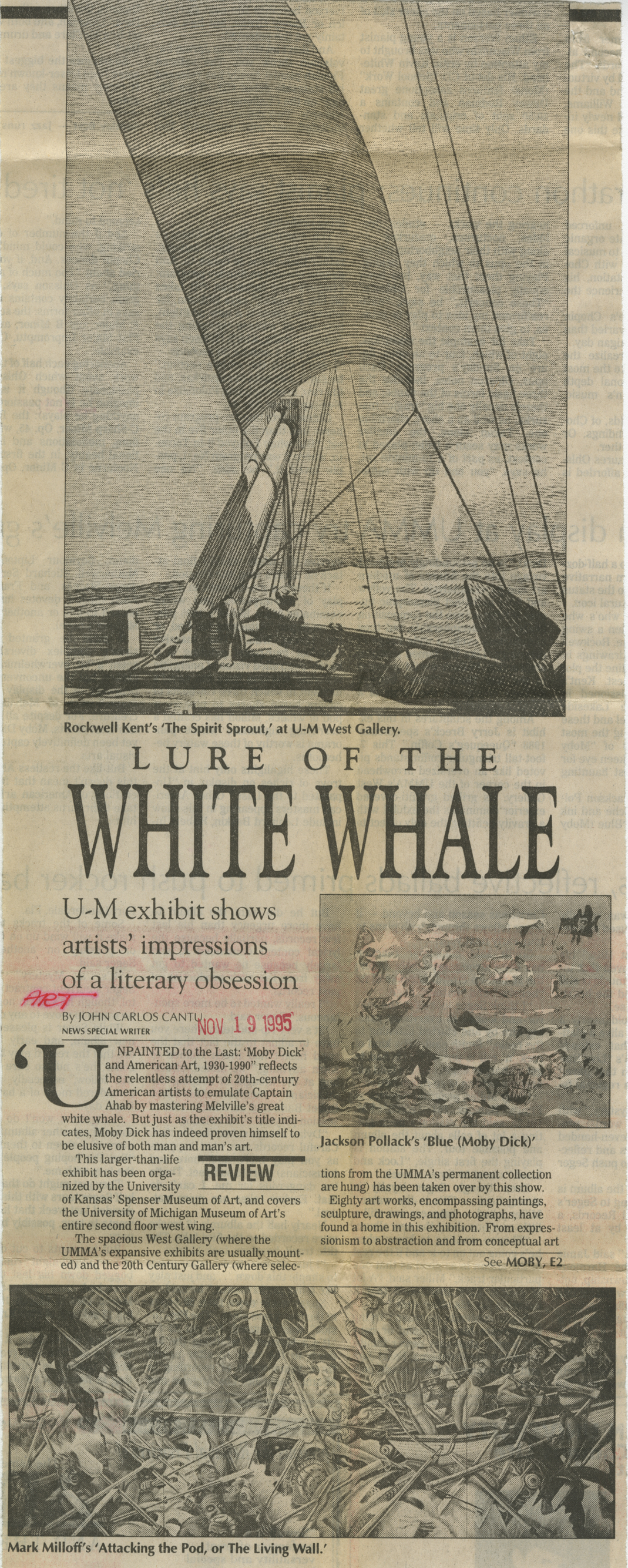 Lure of the White Whale image