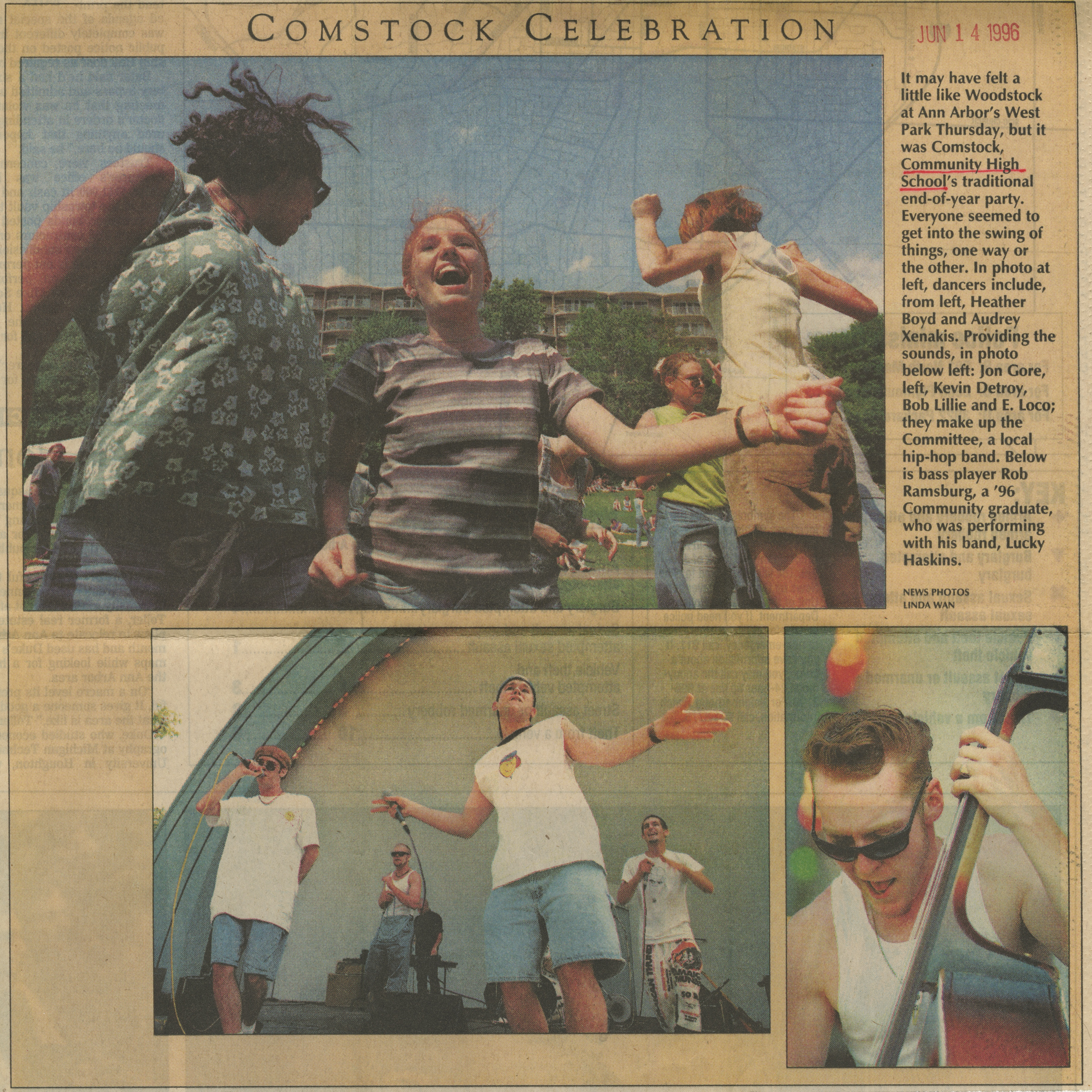 Comstock Celebration image