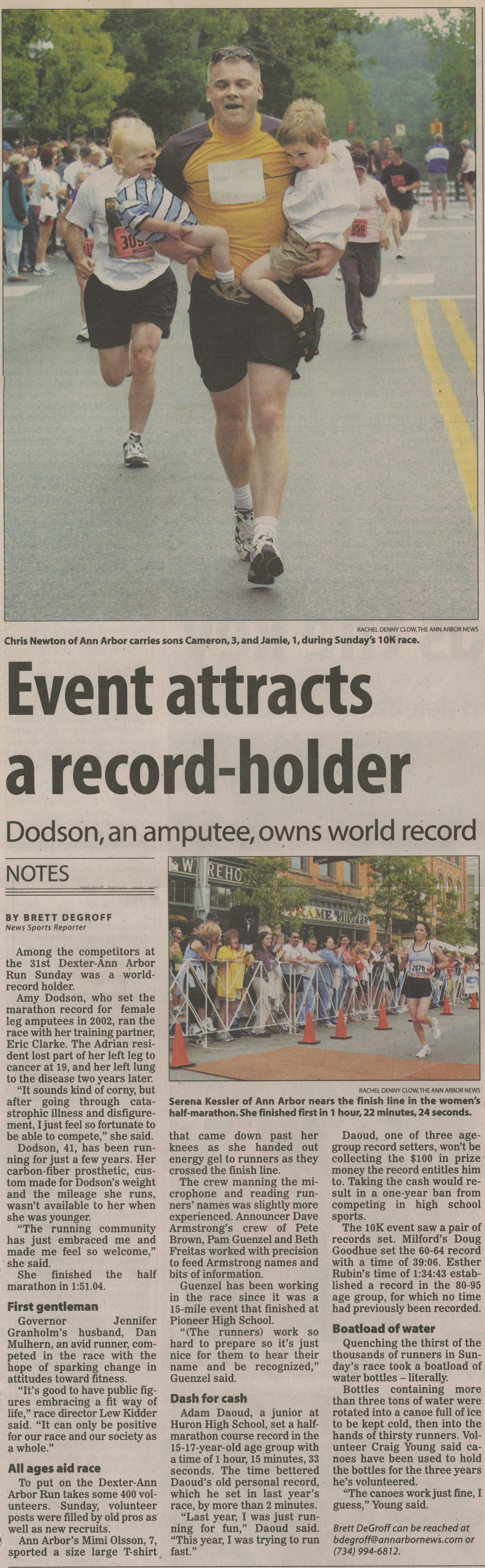 Event attracts a record-holder image