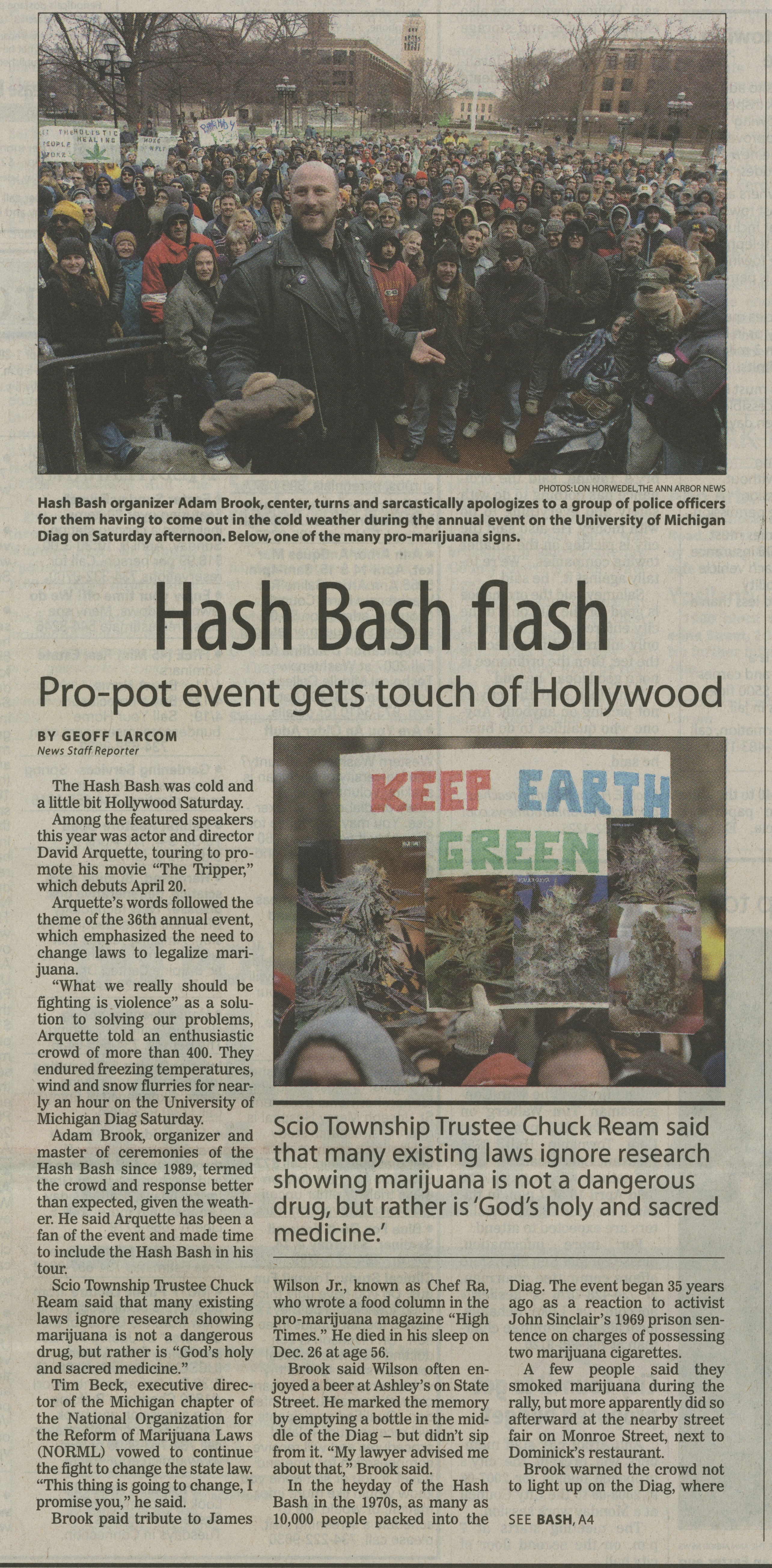 Hash Bash Flash image