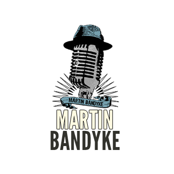 Promotional image for Martin Bandyke Under Covers for February 2021: Martin interviews Sandra B. Tooze, author of Levon: From Down in the Delta to the Birth of The Band and Beyond. podcast