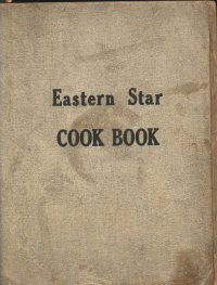 Eastern Star Cookbook image