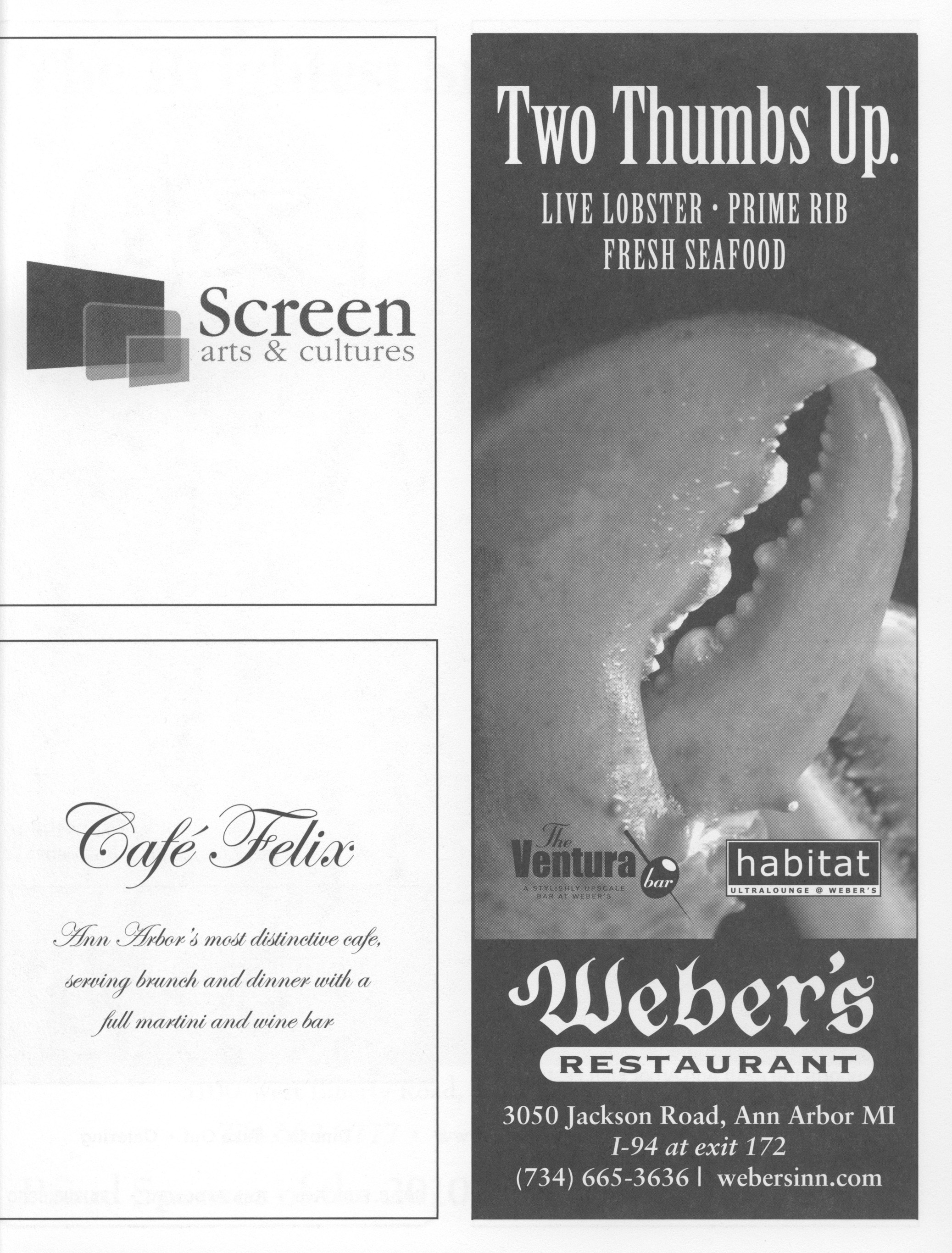 48th Ann Arbor Film Festival Program image