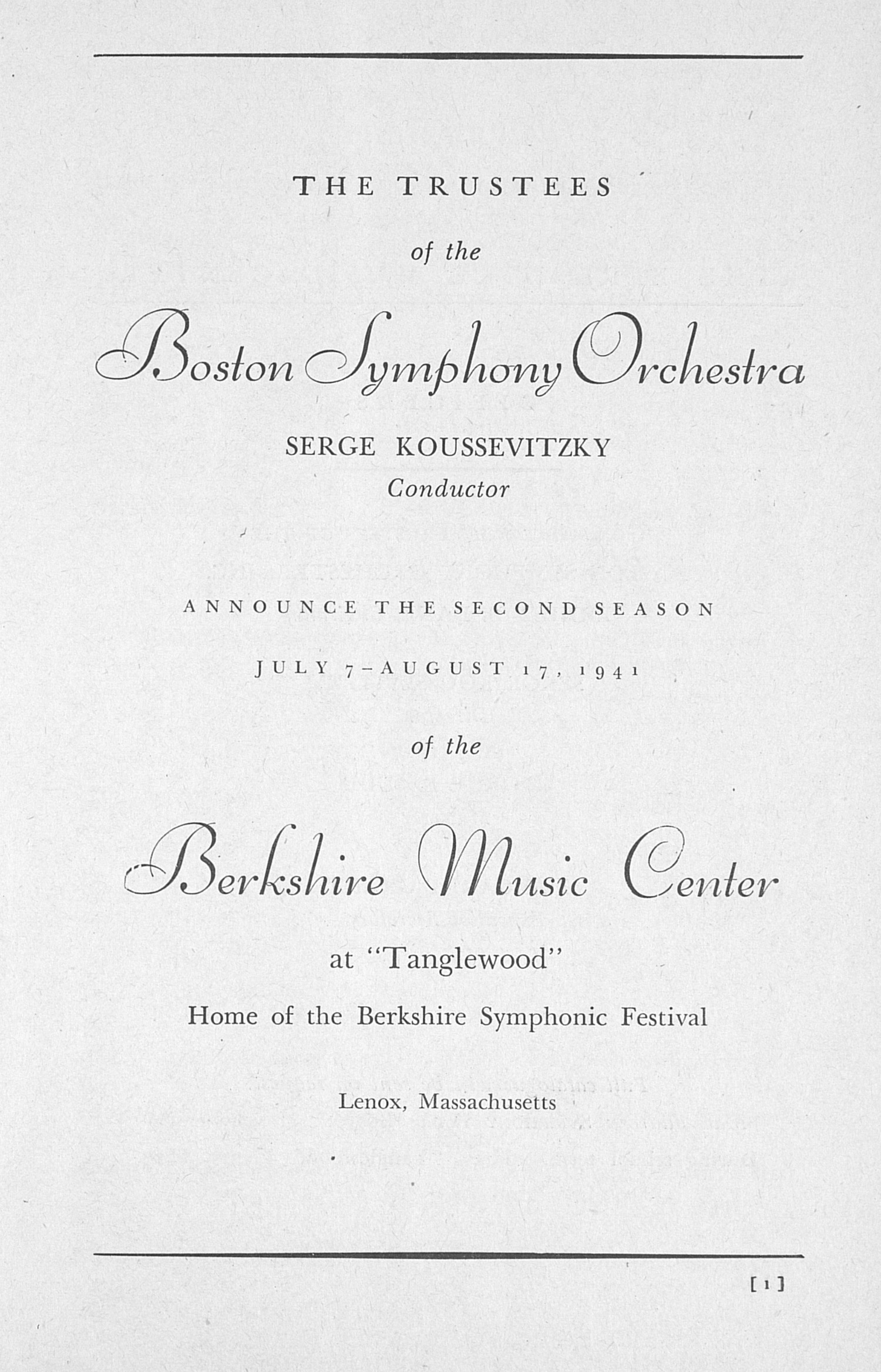 UMS Concert Program, December 11: Sixty-second Annual Choral Union Concert Series - 1940 image