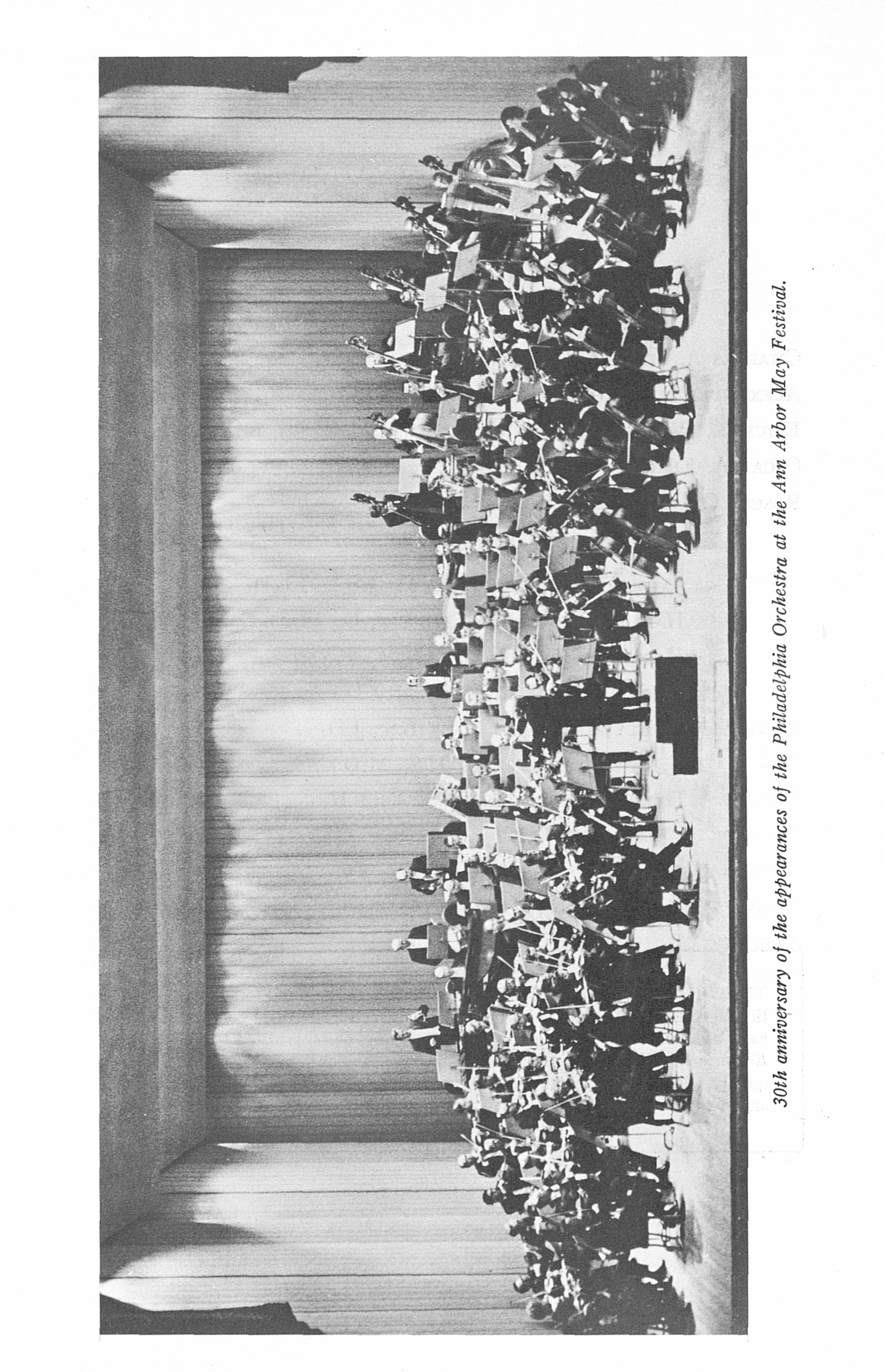 UMS Concert Program, May 6, 7, 8, 9, 1965: The Seventy-second Annual Ann Arbor May Festival -- The Philadelphia Orchestra image
