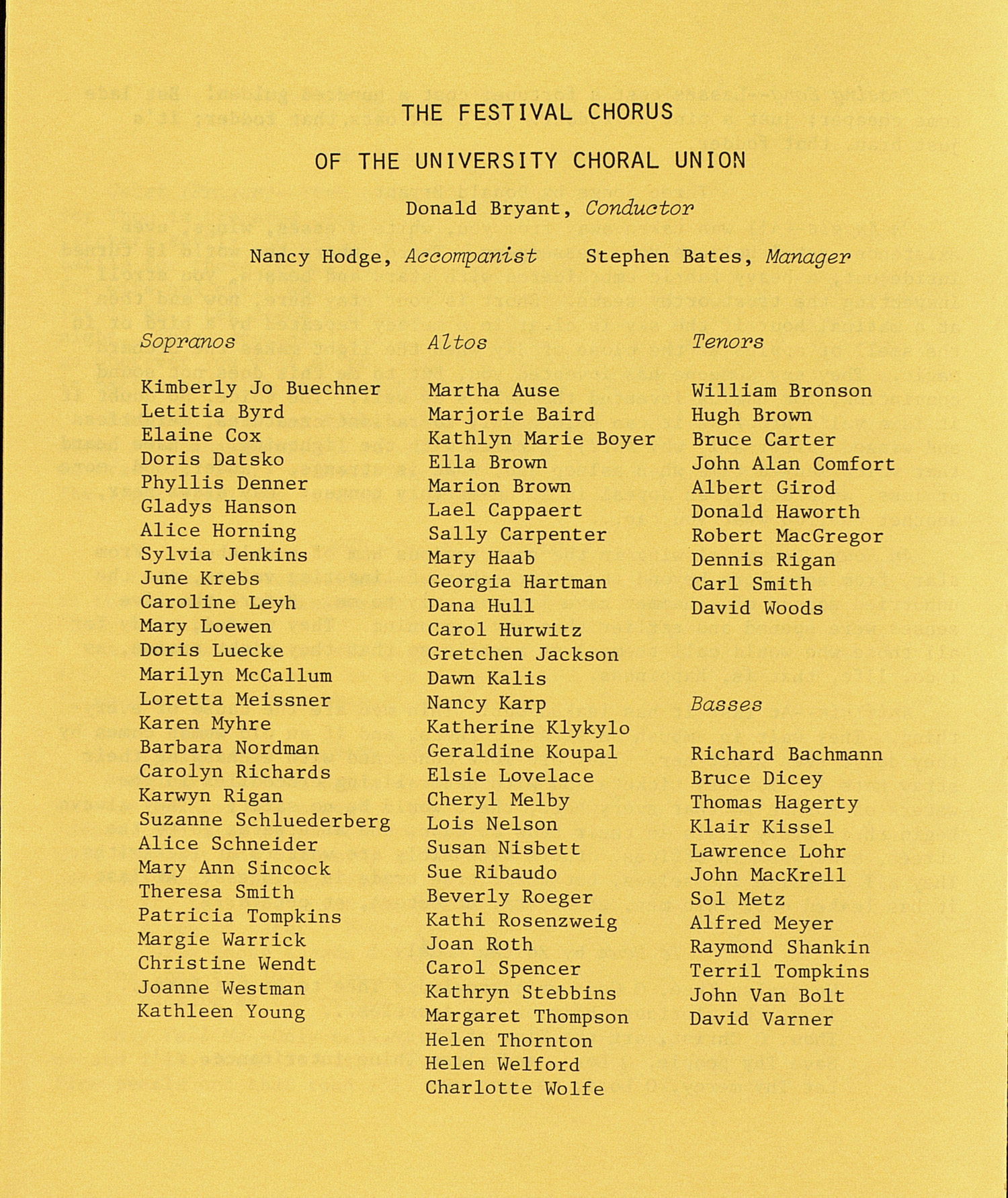 UMS Concert Program, May 10, 1931: A Festival Of Arts & Humanities --  image