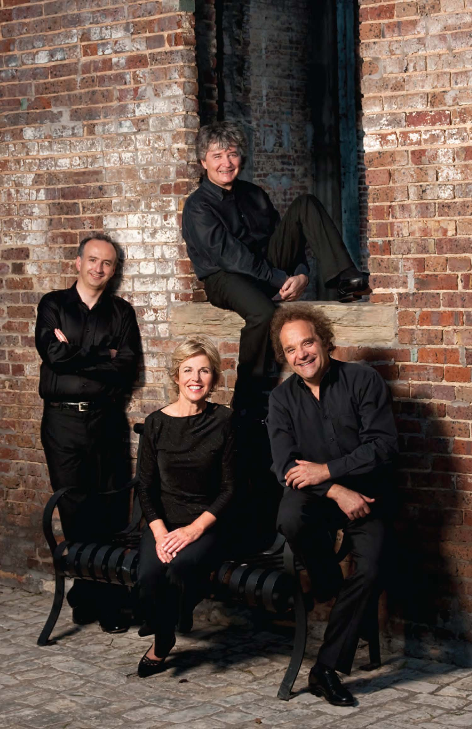 UMS Concert Program, October 8, 2016 - October 9, 2016 - Takács Quartet Beethoven String Quartet Cycle image