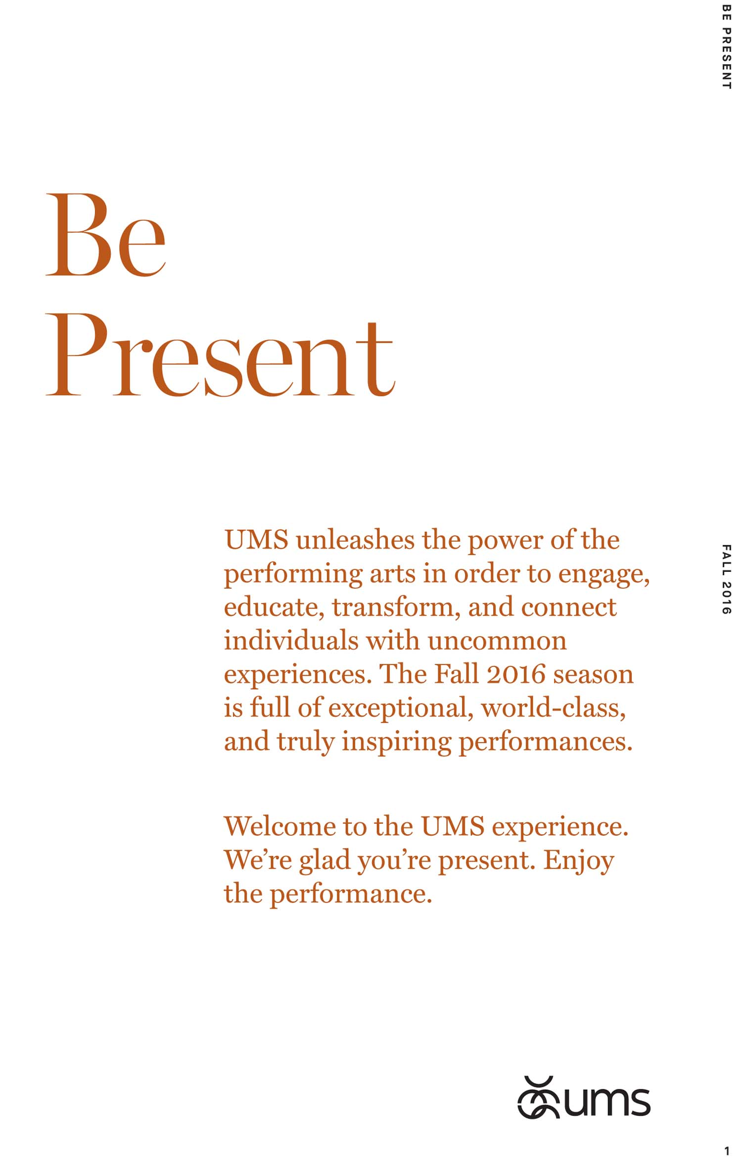 UMS Concert Program, October 13, 2016 - October 15, 2016 - Layla and Majnun image