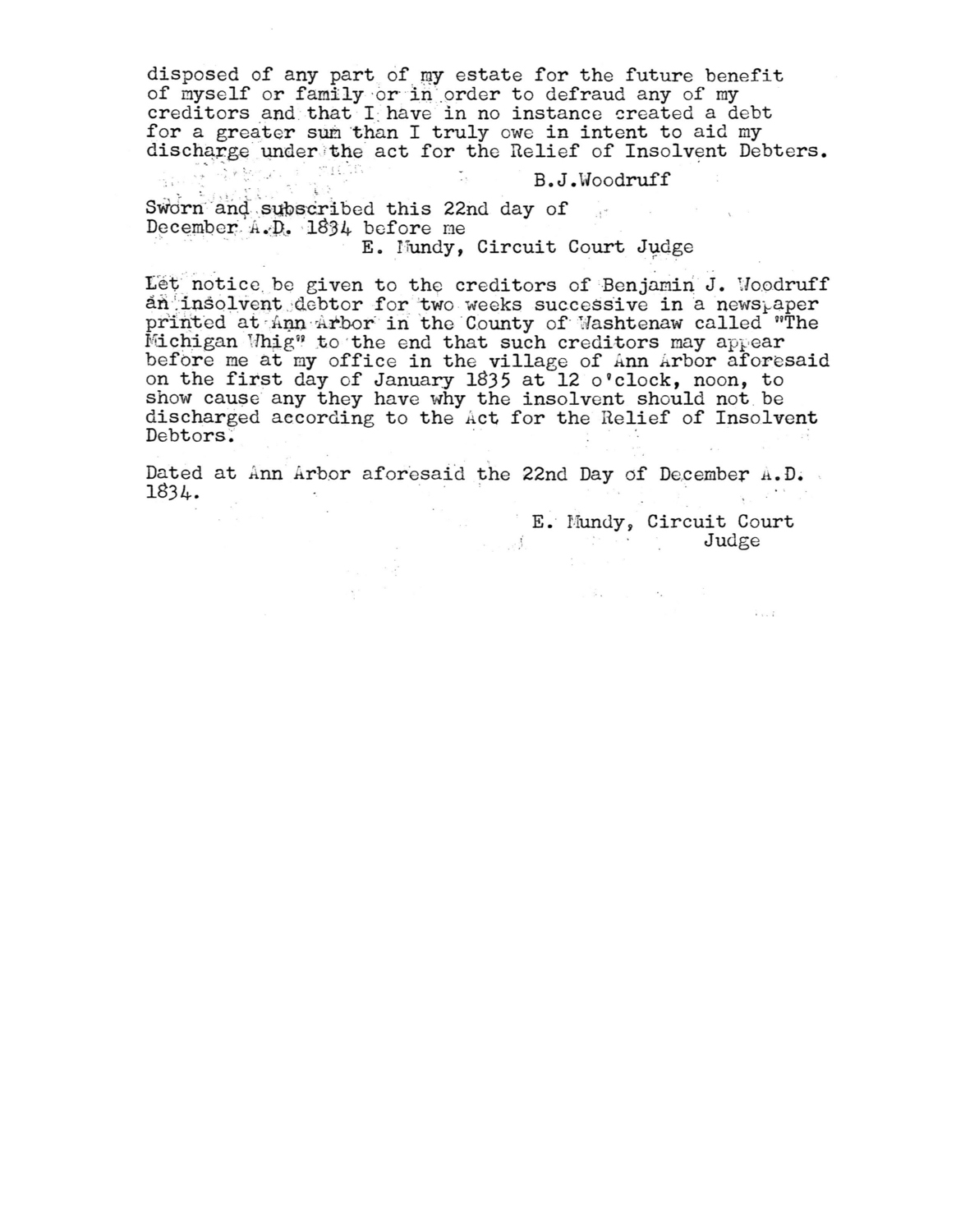 An Interesting Document from the Archives image