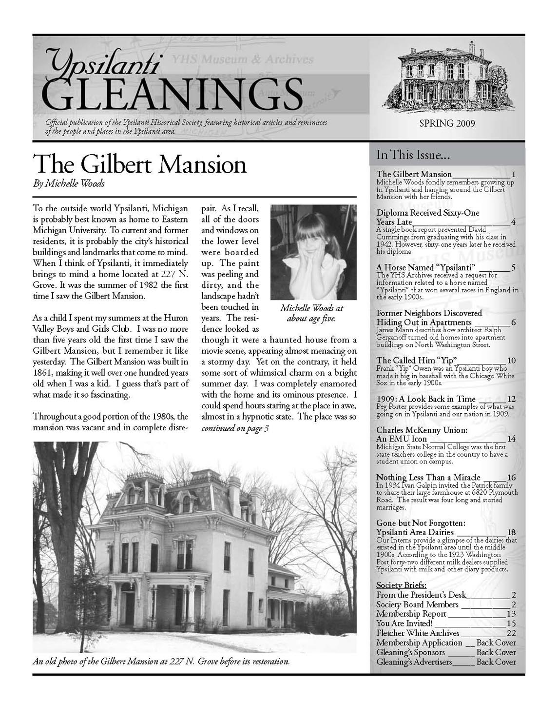 The Gilbert Mansion image