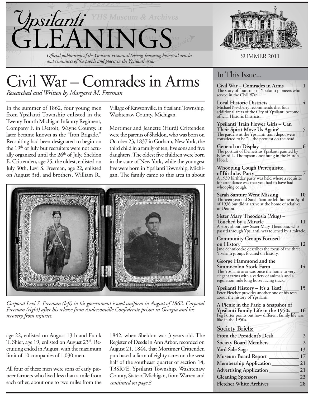 Civil War - Comrades in Arms image