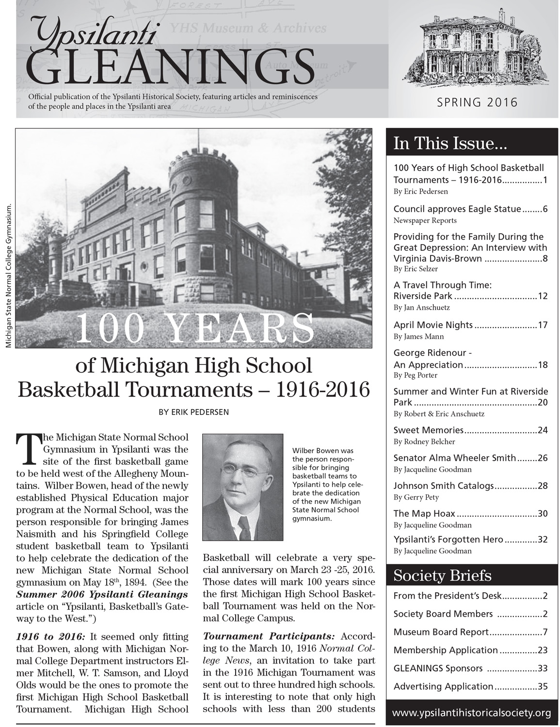 100 Years of High School Basketball Tournaments - 1916-2006 image