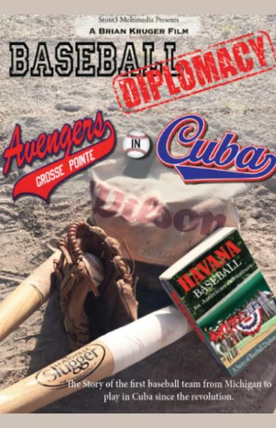 Cover image for Baseball Diplomacy