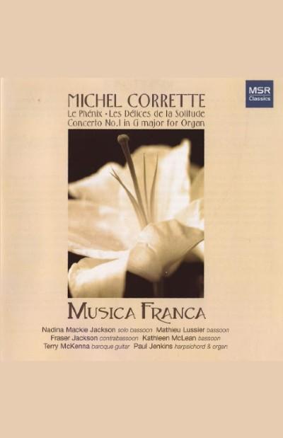 Cover image for Corrette