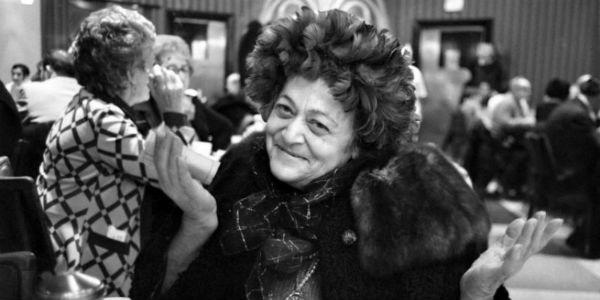Marcia Bricker Halperin's photo exhibit