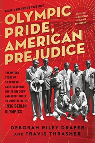 Cover image for Olympic Pride, American Prejudice