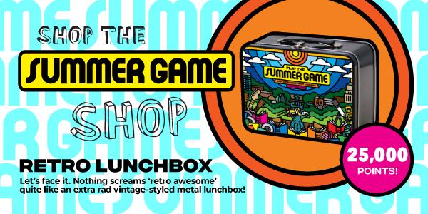 Summer Game Shop Open