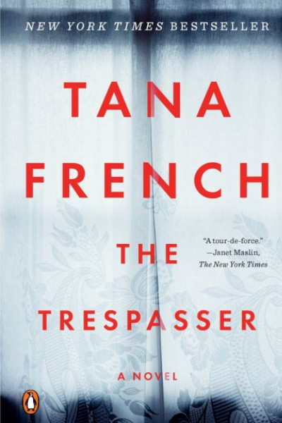Cover image for The Trespasser